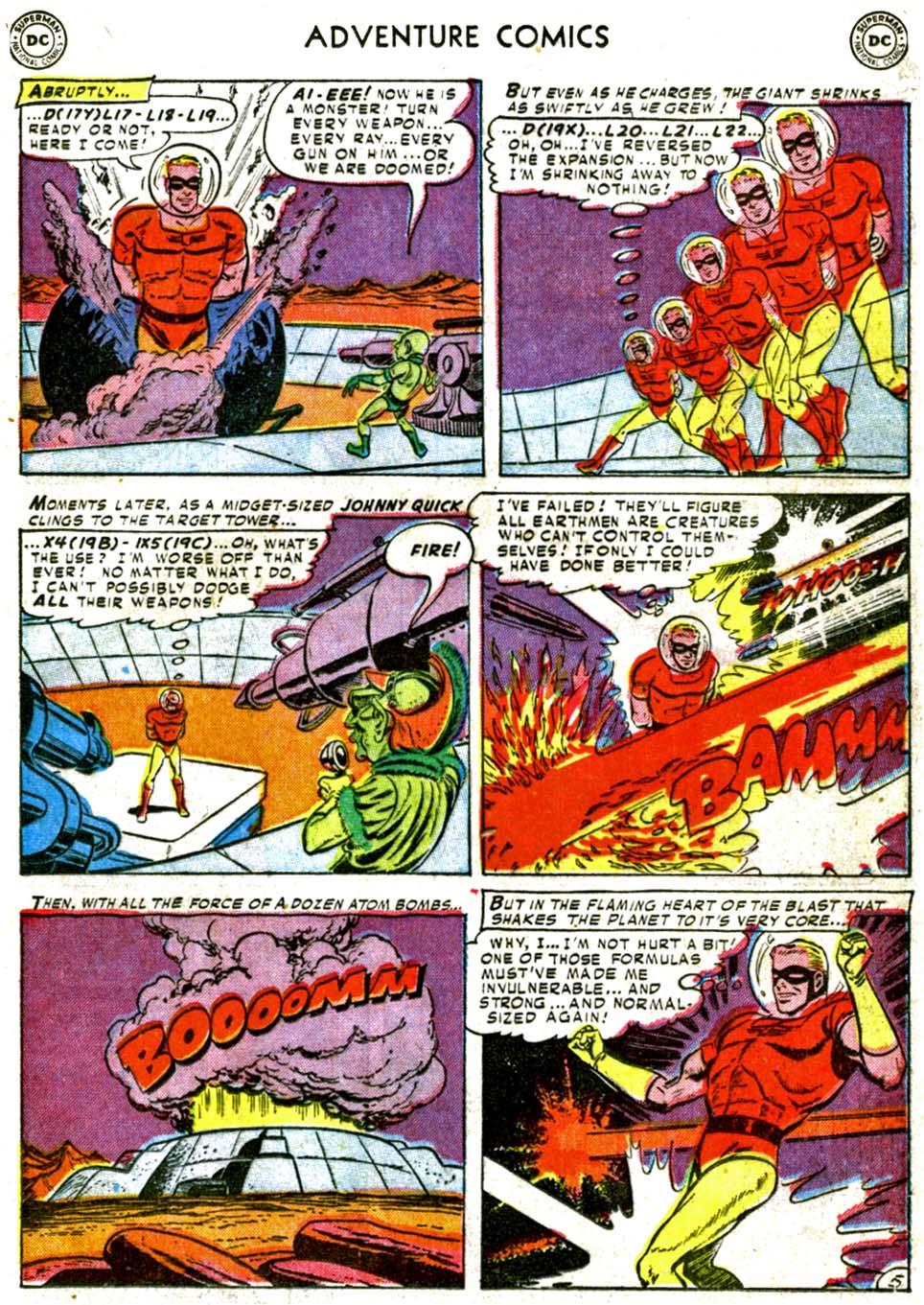 Read online Adventure Comics (1938) comic -  Issue #177 - 29