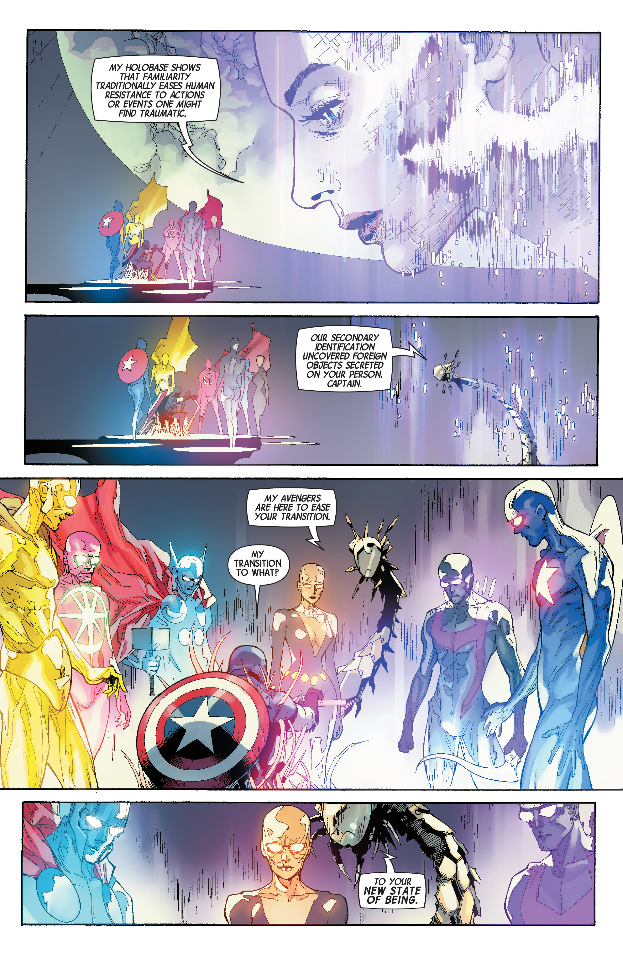 Read online Avengers (2013) comic -  Issue #Avengers (2013) _TPB 6 - 111