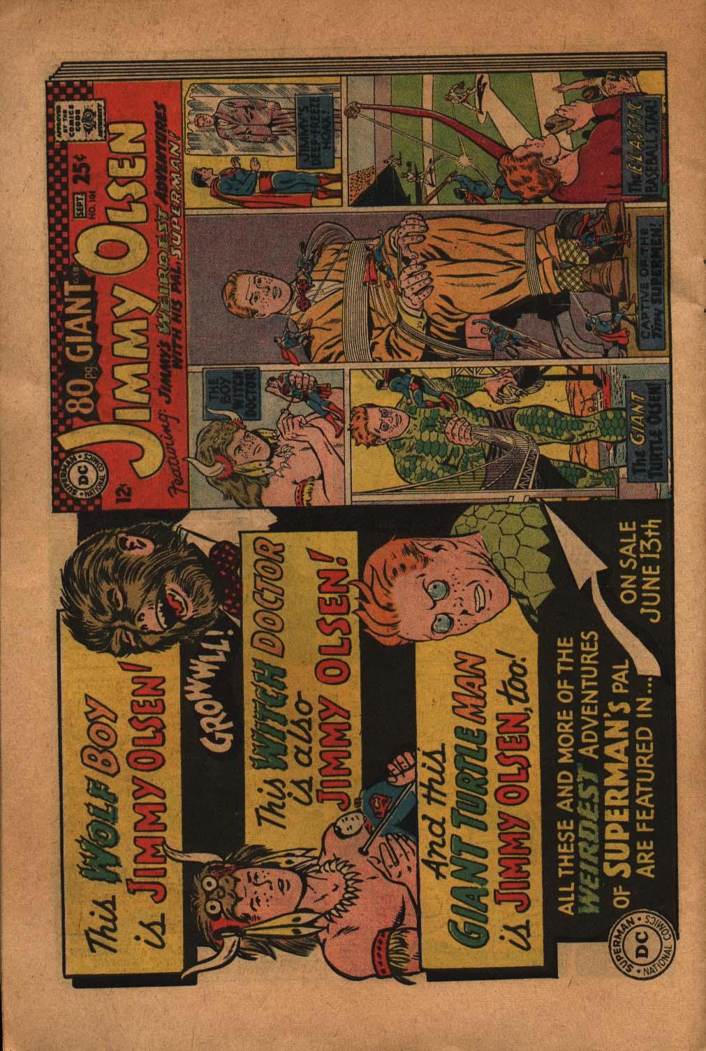 Read online Adventure Comics (1938) comic -  Issue #359 - 30
