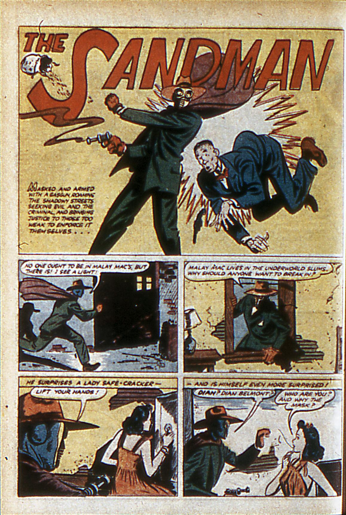 Read online Adventure Comics (1938) comic -  Issue #60 - 57