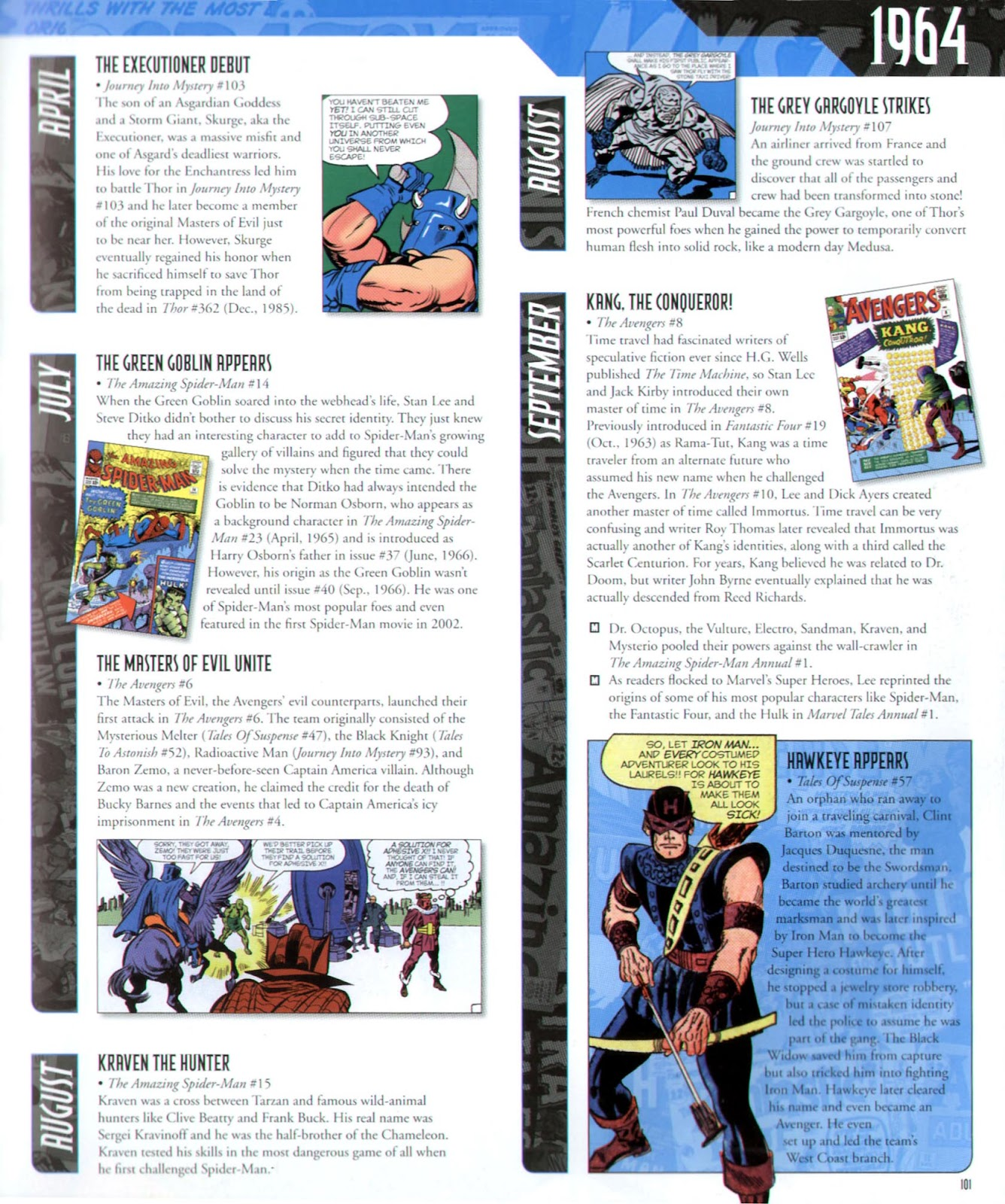 Read online Marvel Chronicle comic -  Issue # TPB (Part 2) - 2