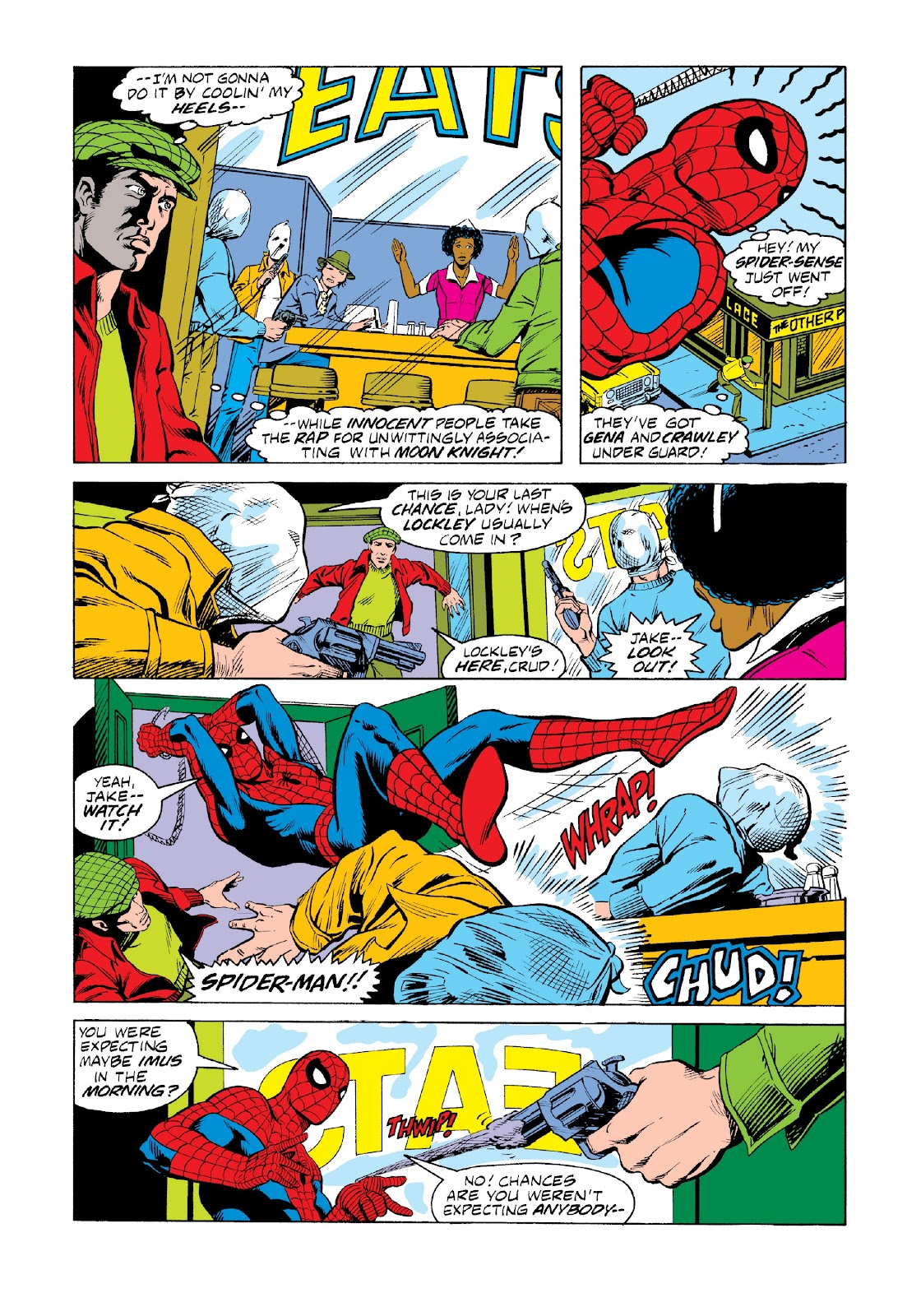 Read online Marvel Masterworks: The Spectacular Spider-Man comic -  Issue # TPB 2 (Part 2) - 28