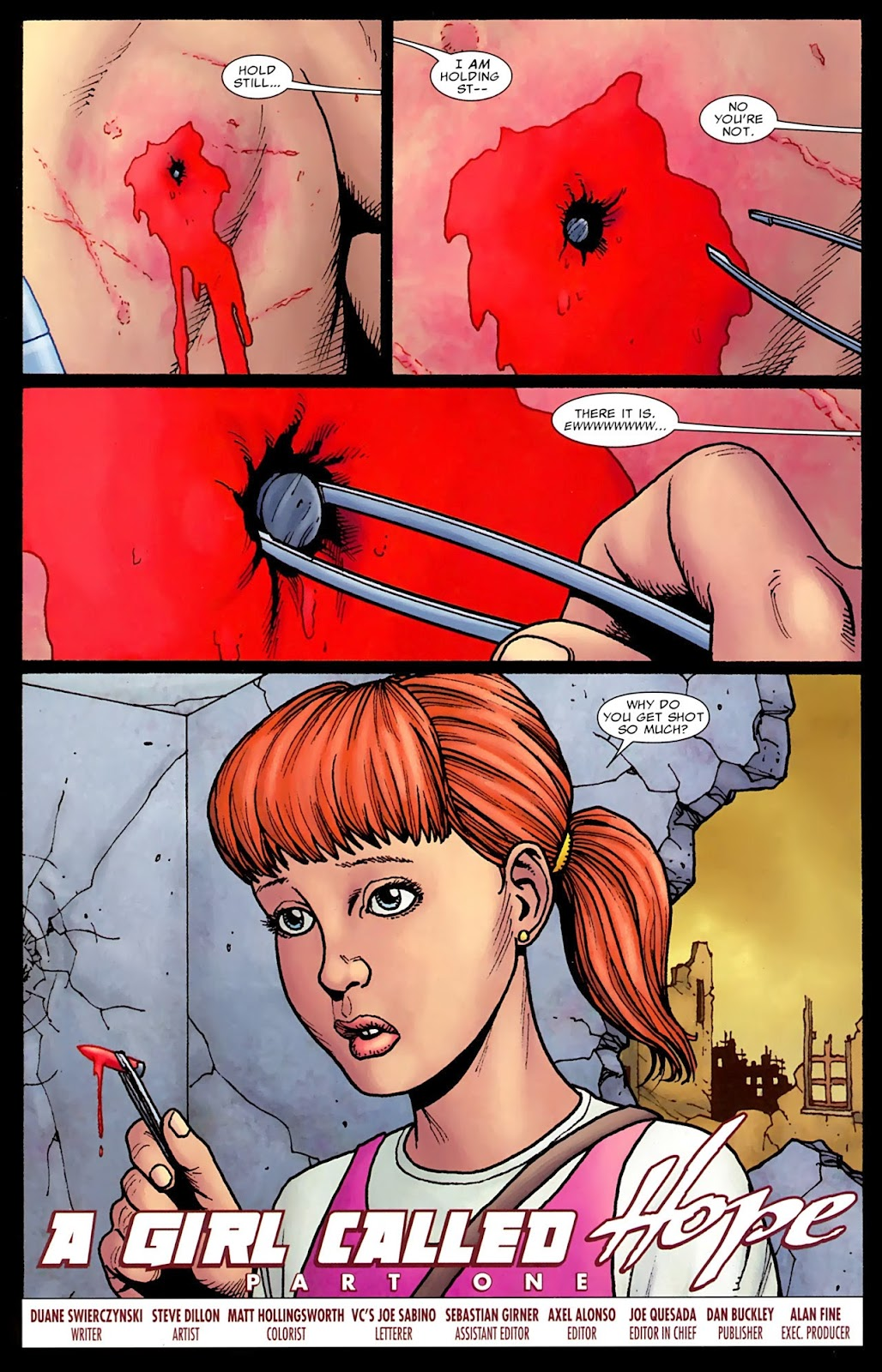 Read online X-Men: Second Coming Revelations comic -  Issue # TPB (Part 1) - 8