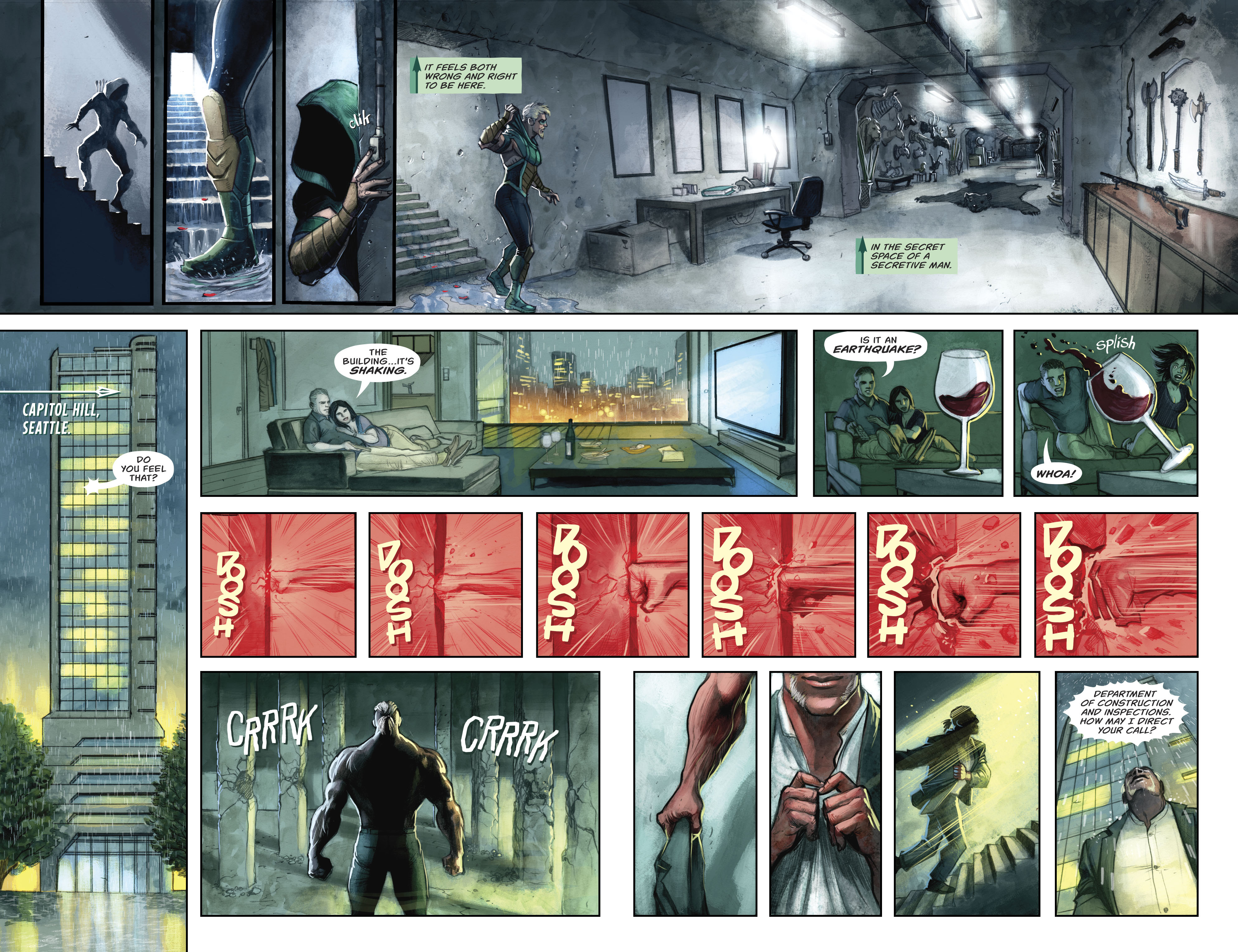 Read online Green Arrow (2016) comic -  Issue #21 - 9