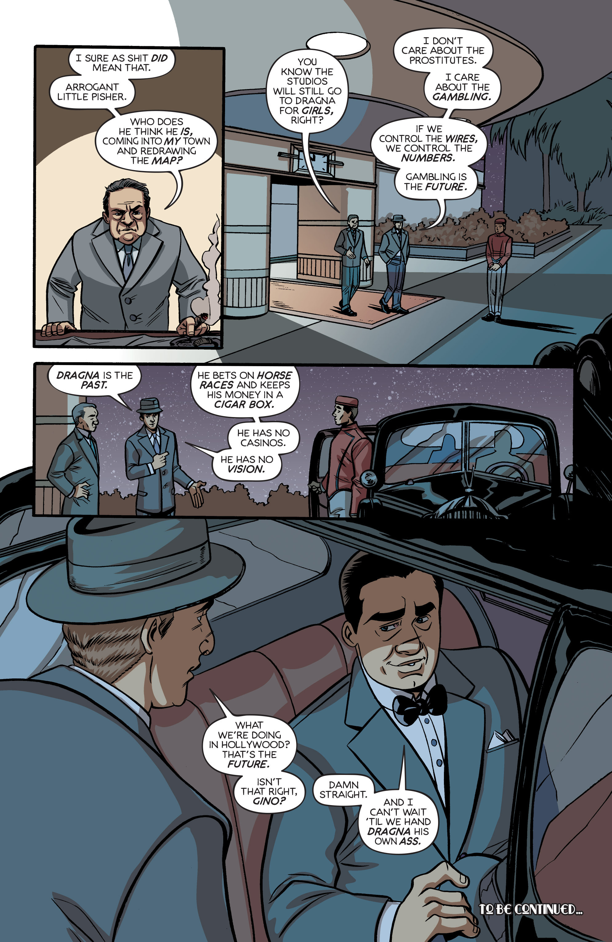 Read online Angel City comic -  Issue #3 - 24