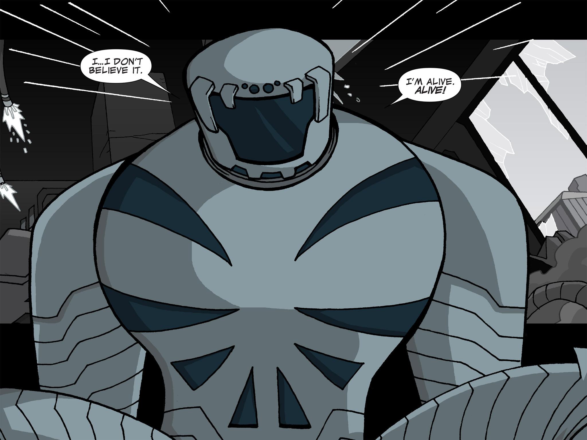 Read online Ultimate Spider-Man (Infinite Comics) (2015) comic -  Issue #5 - 5