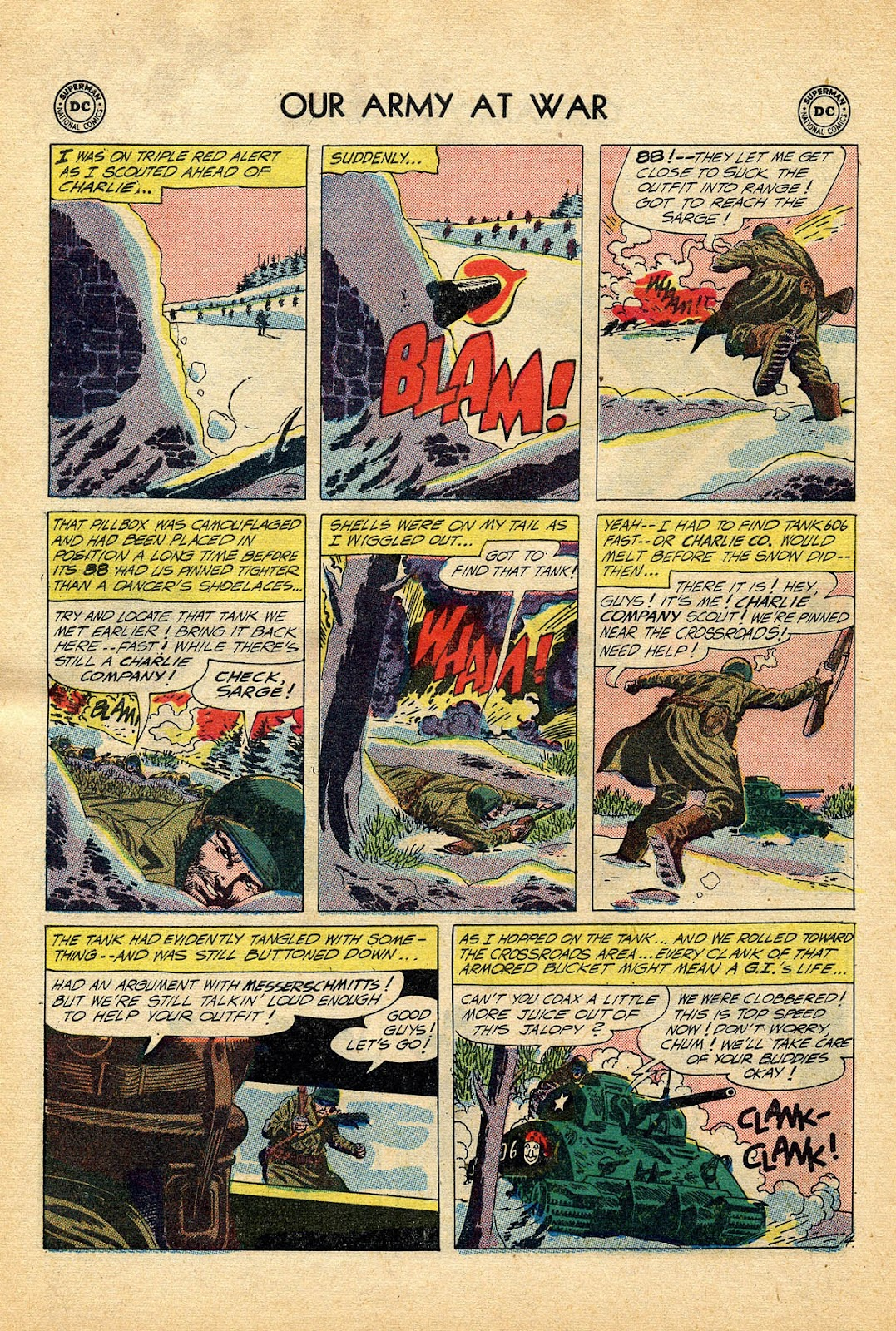 Our Army at War (1952) issue 99 - Page 30