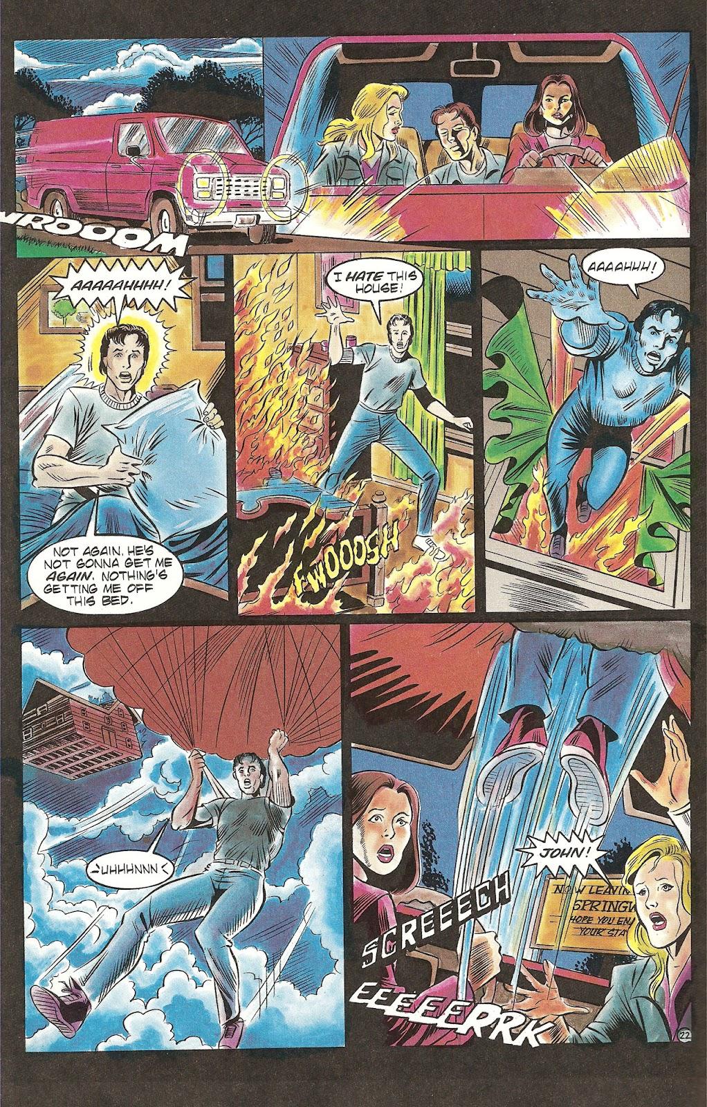 Read online Freddy's Dead: The Final Nightmare comic -  Issue #2 - 24