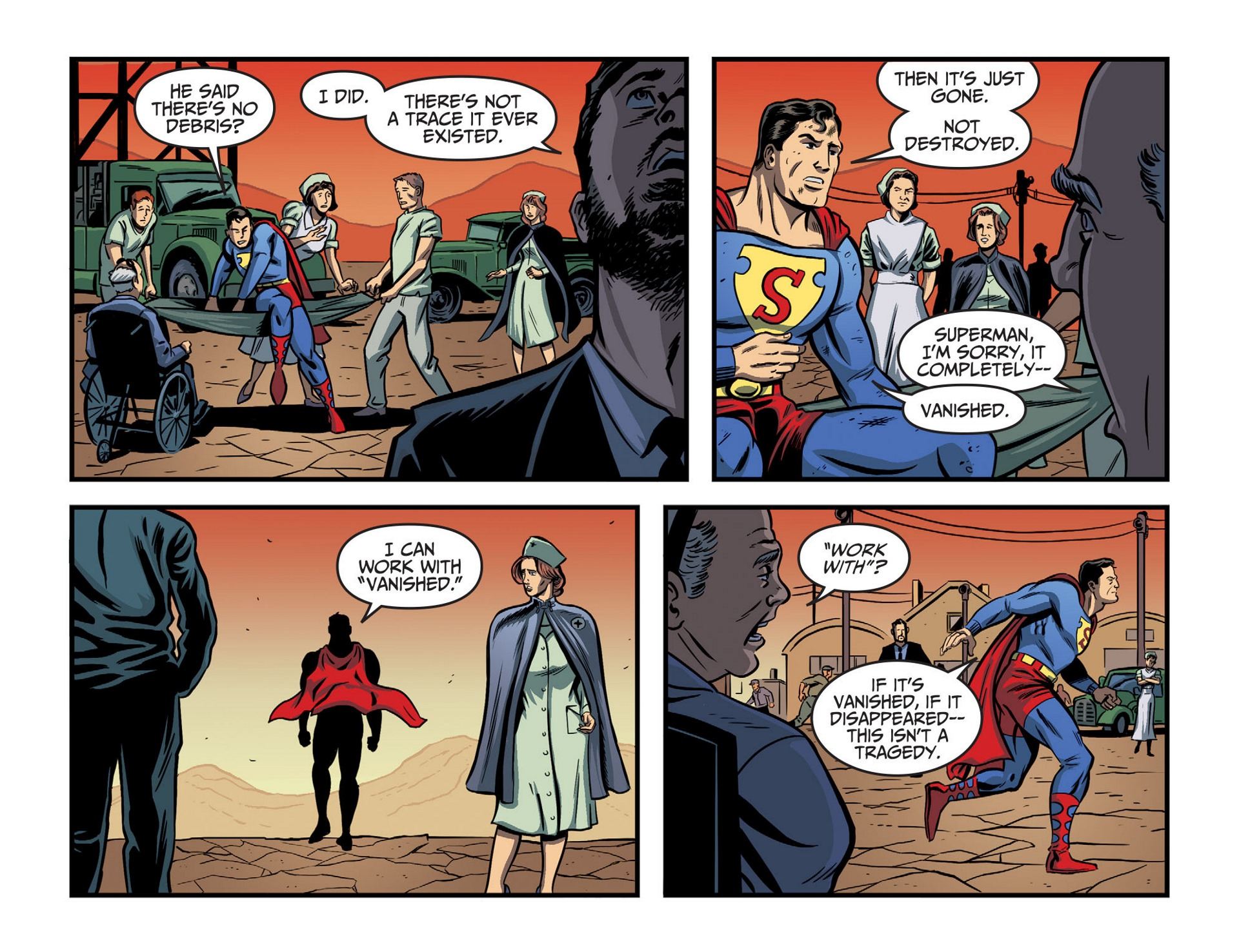 Read online Adventures of Superman [I] comic -  Issue #46 - 19