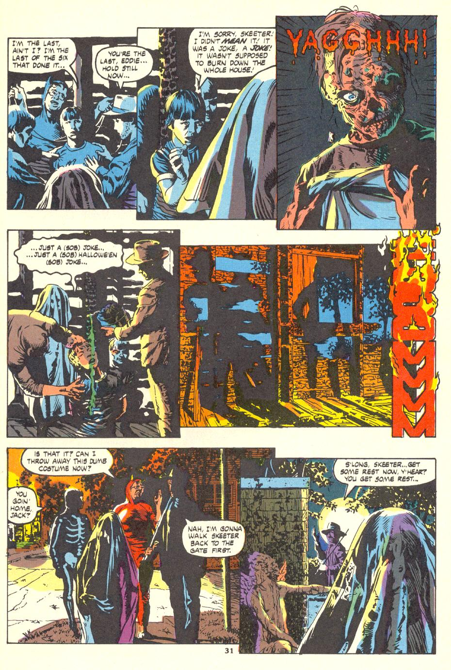 Read online Twisted Tales (1982) comic -  Issue #1 - 31