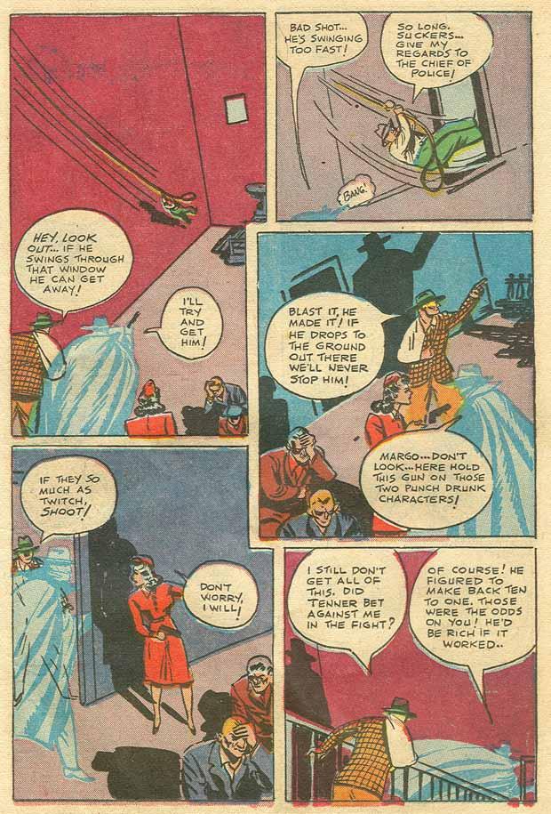 Read online Shadow Comics comic -  Issue #79 - 14