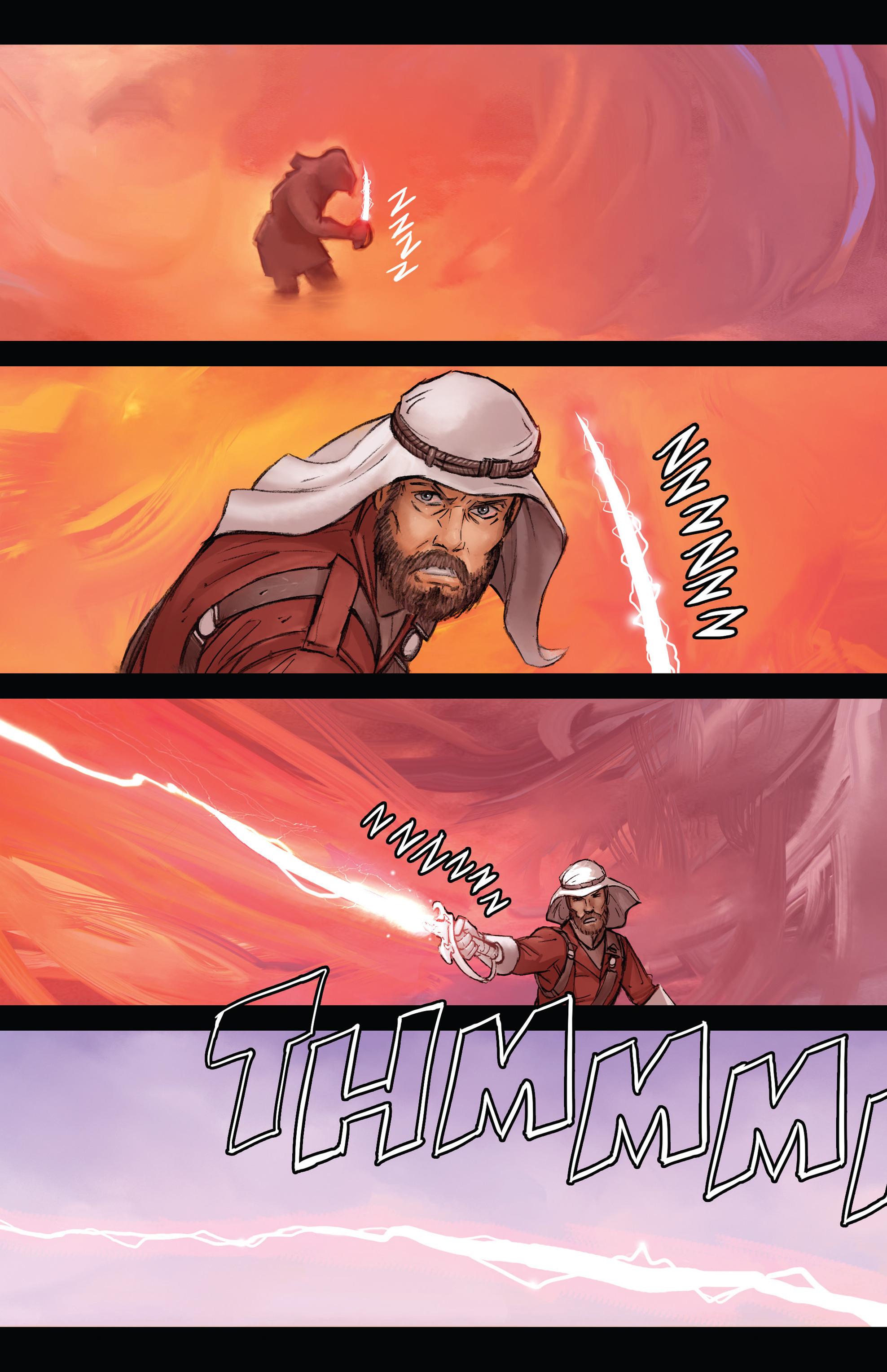 Read online Steam Wars: First Empire comic -  Issue #3 - 17