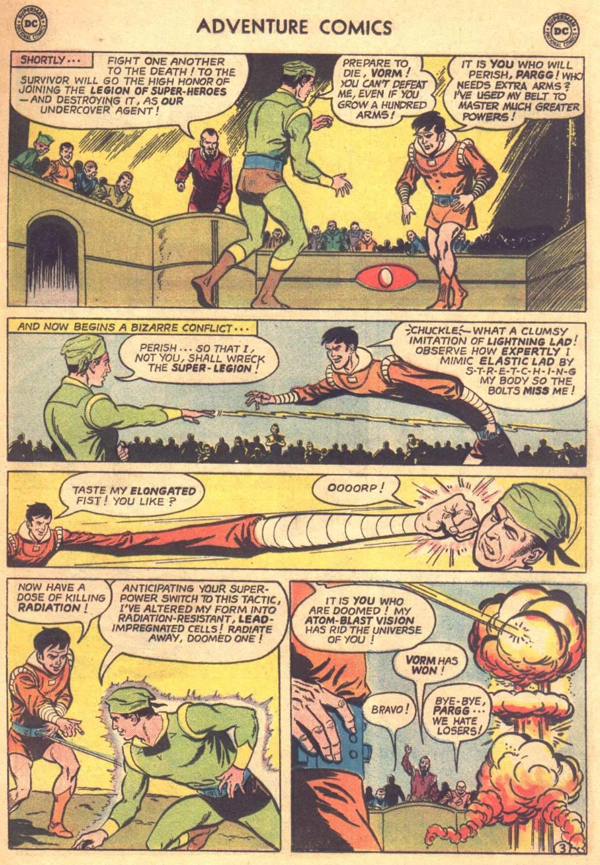 Read online Adventure Comics (1938) comic -  Issue #330 - 4
