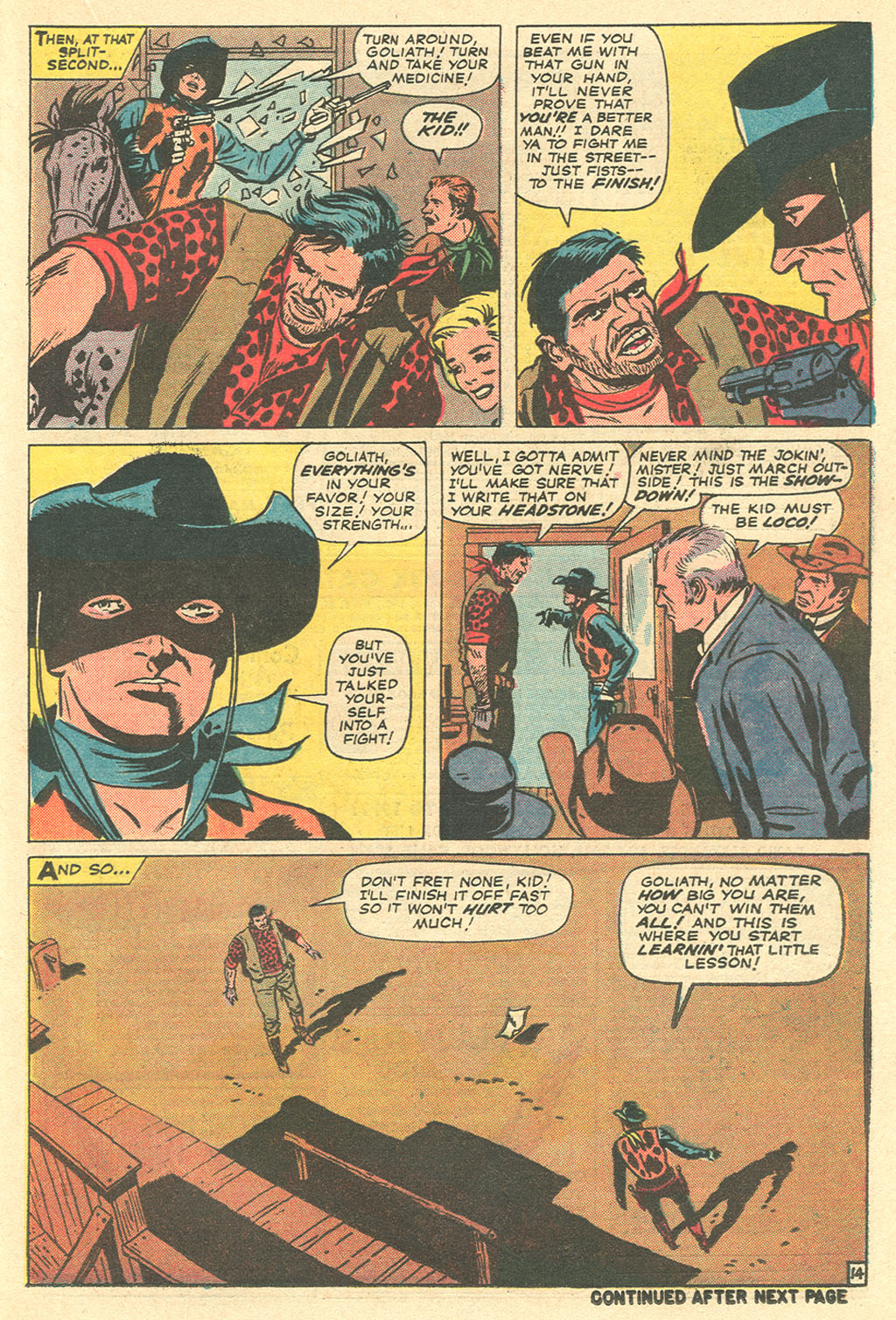 Read online Two-Gun Kid comic -  Issue #105 - 20
