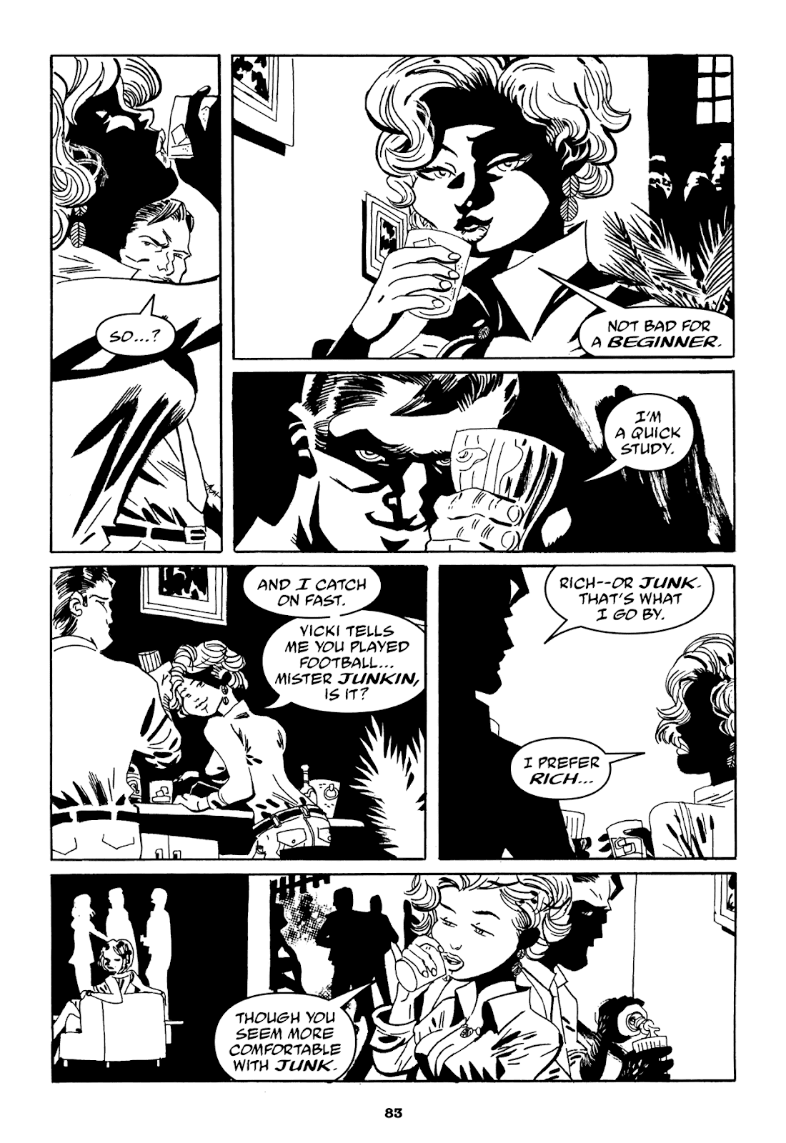 Read online Filthy Rich comic -  Issue # TPB (Part 1) - 85