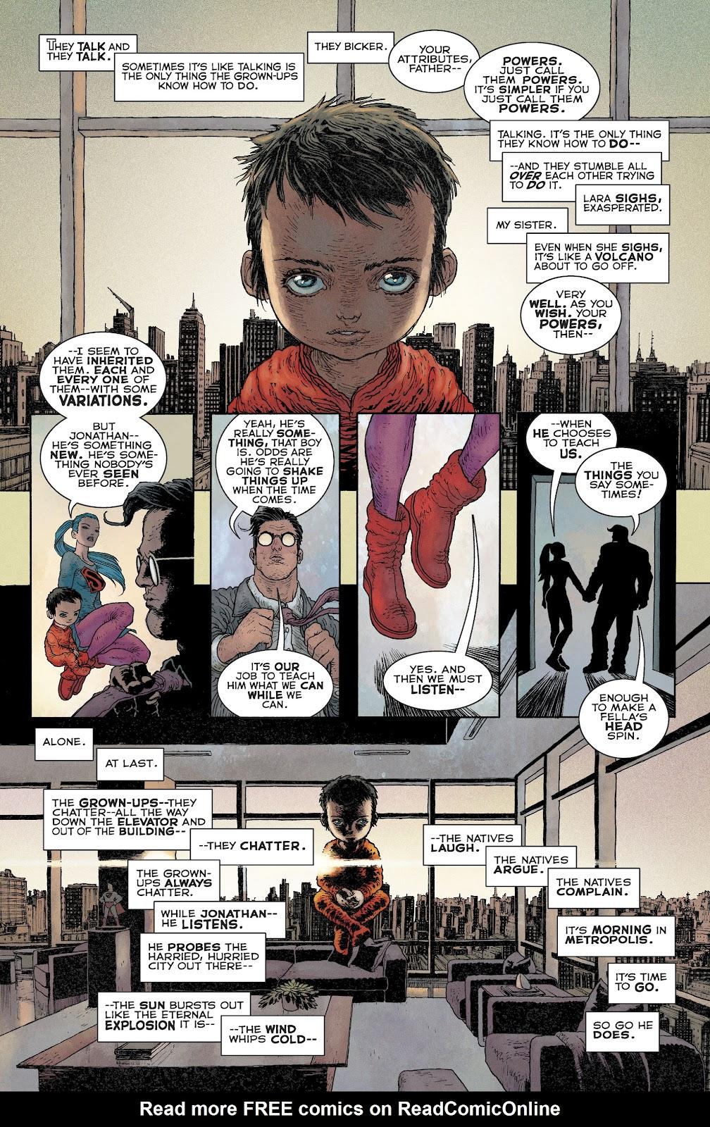 Dark Knight Returns: The Golden Child issue Full - Page 3