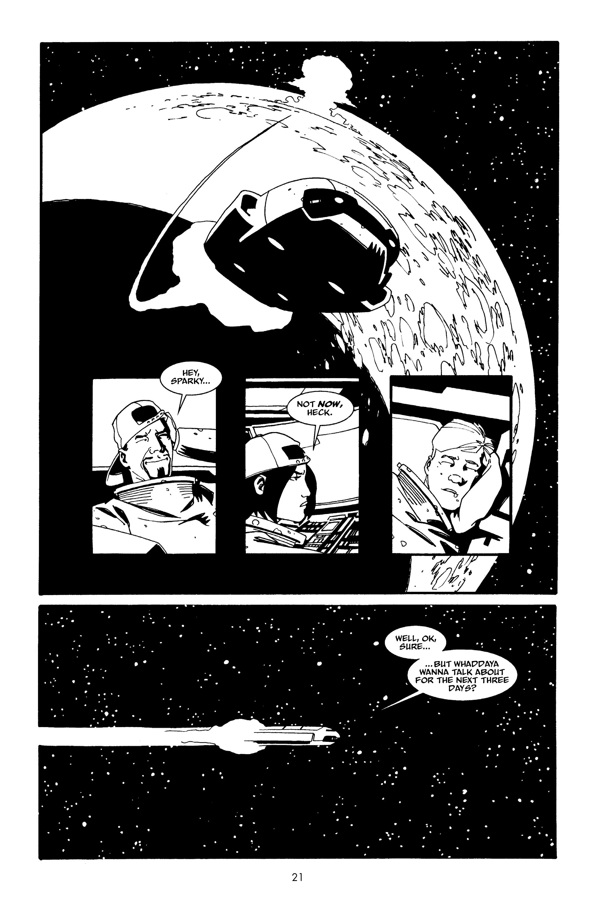 Read online Astronauts in Trouble (2015) comic -  Issue #8 - 22
