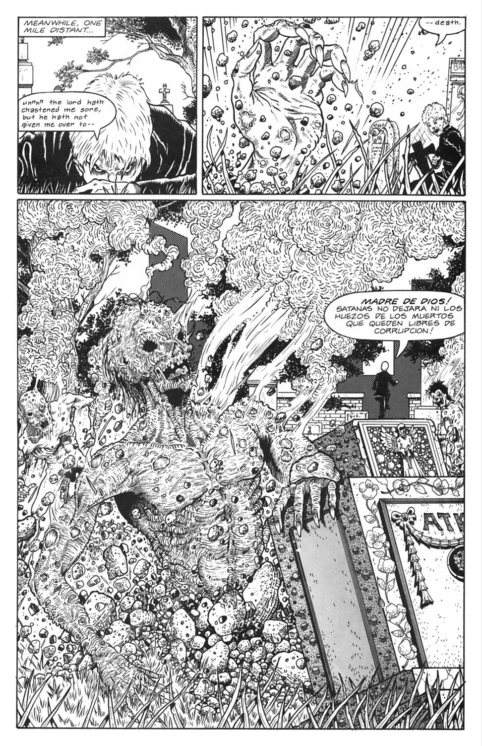 Read online Gunfighters in Hell comic -  Issue #5 - 10