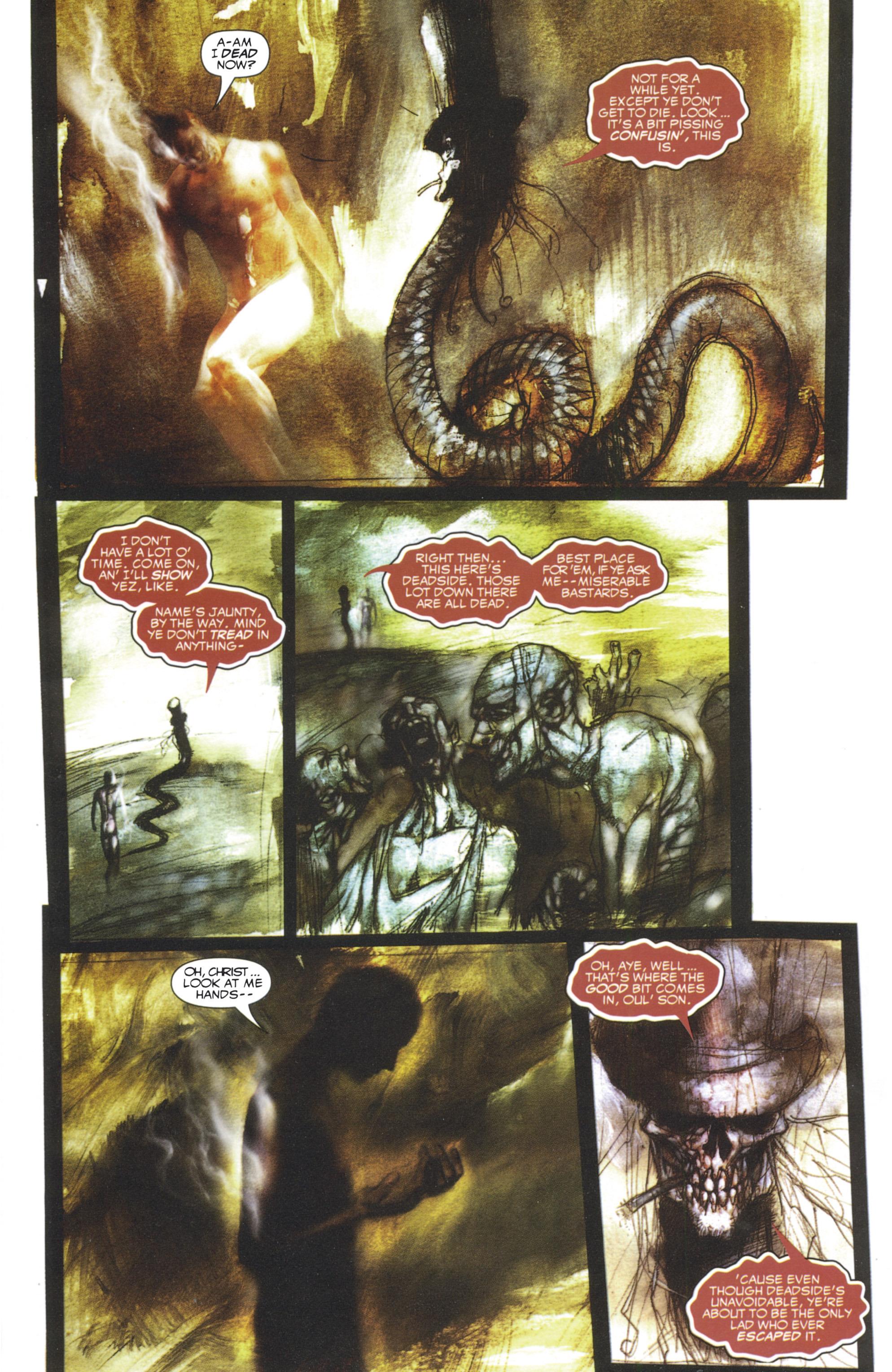 Read online Deadside comic -  Issue #1 - 18