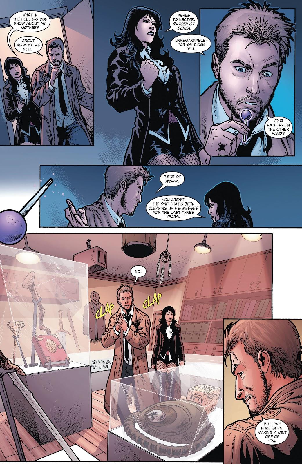 Read online Smallville Season 11 [II] comic -  Issue # TPB 8 - 21