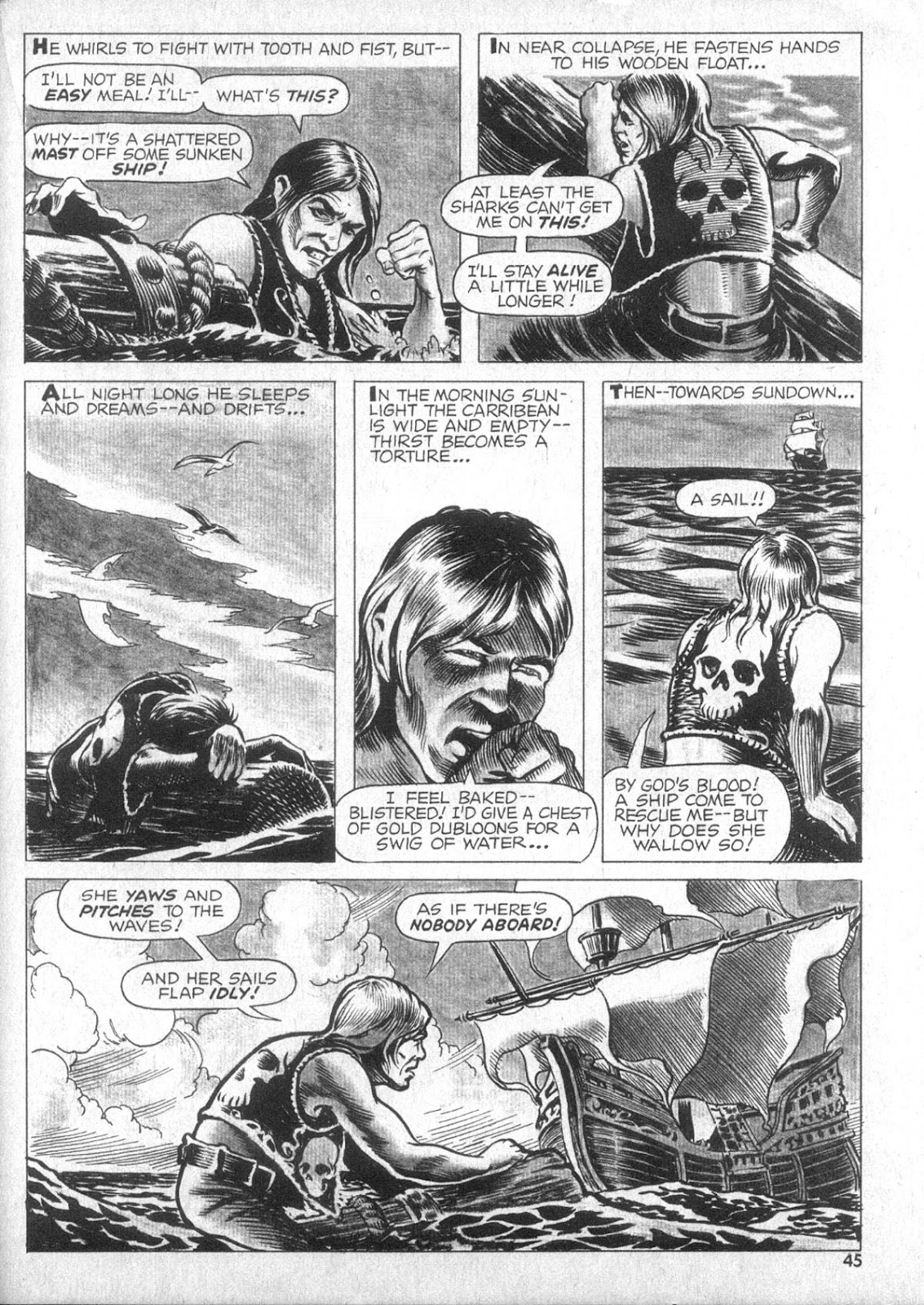Psycho issue Annual - Page 45