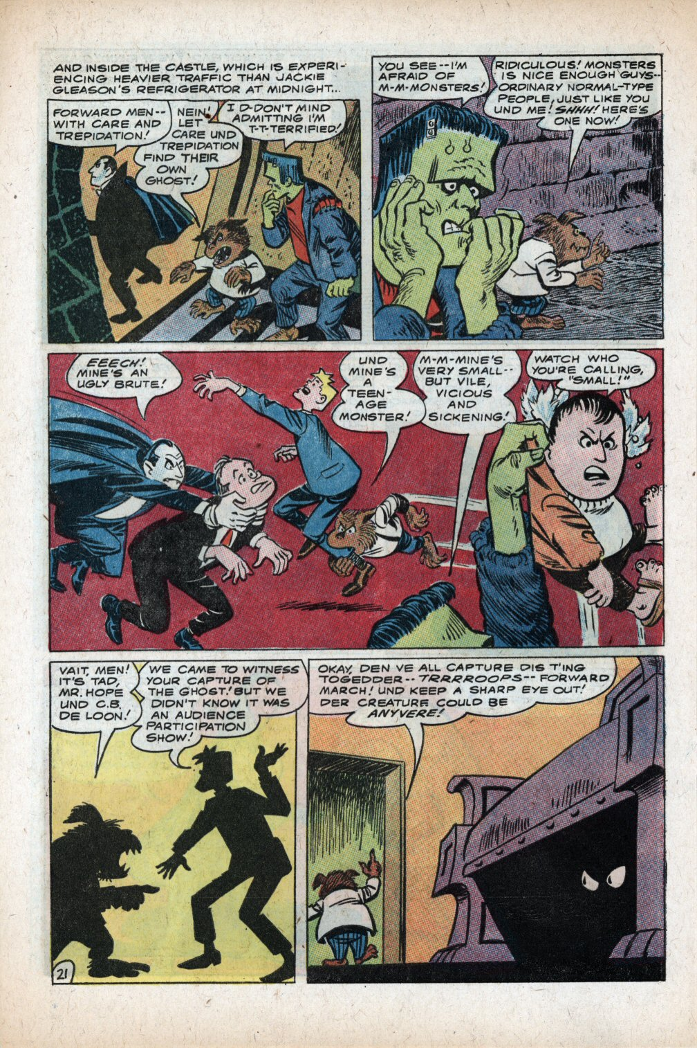 The Adventures of Bob Hope issue 105 - Page 28