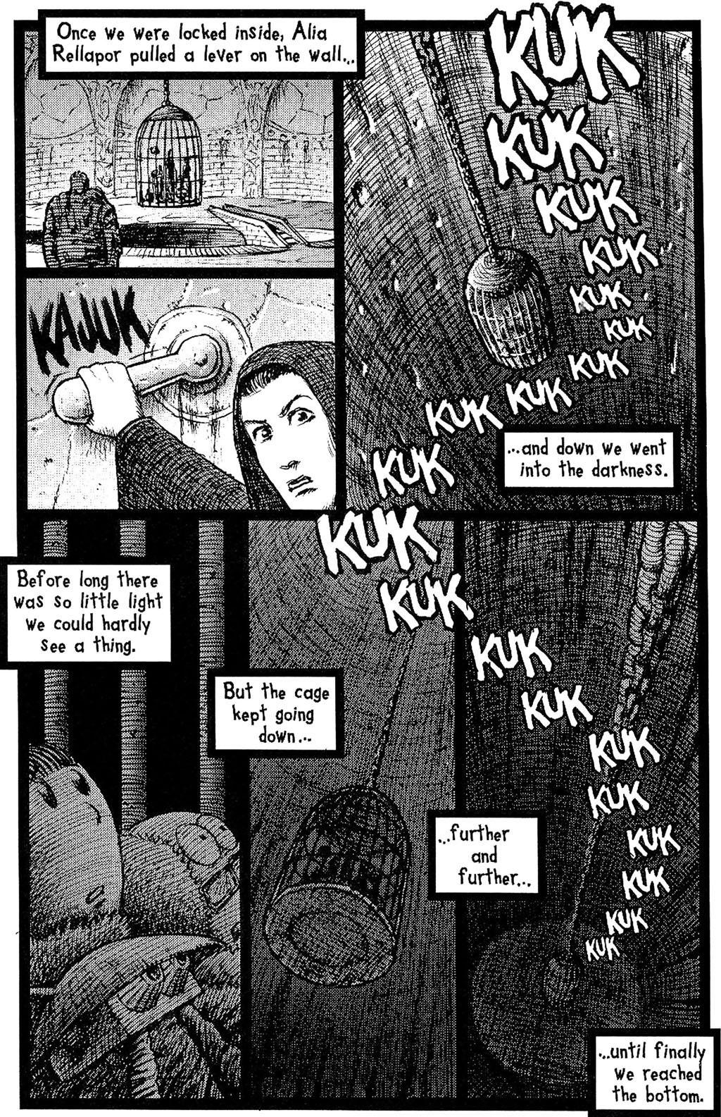 Read online Akiko comic -  Issue #Akiko _TPB 3 - 44