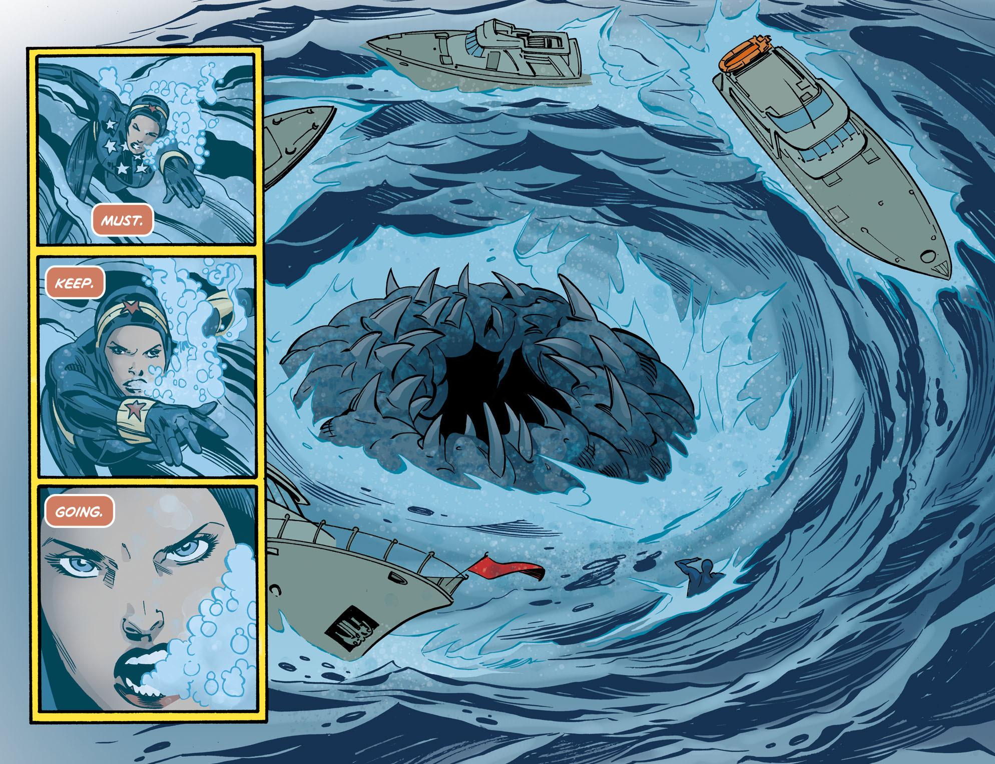Read online Wonder Woman '77 [I] comic -  Issue #20 - 17