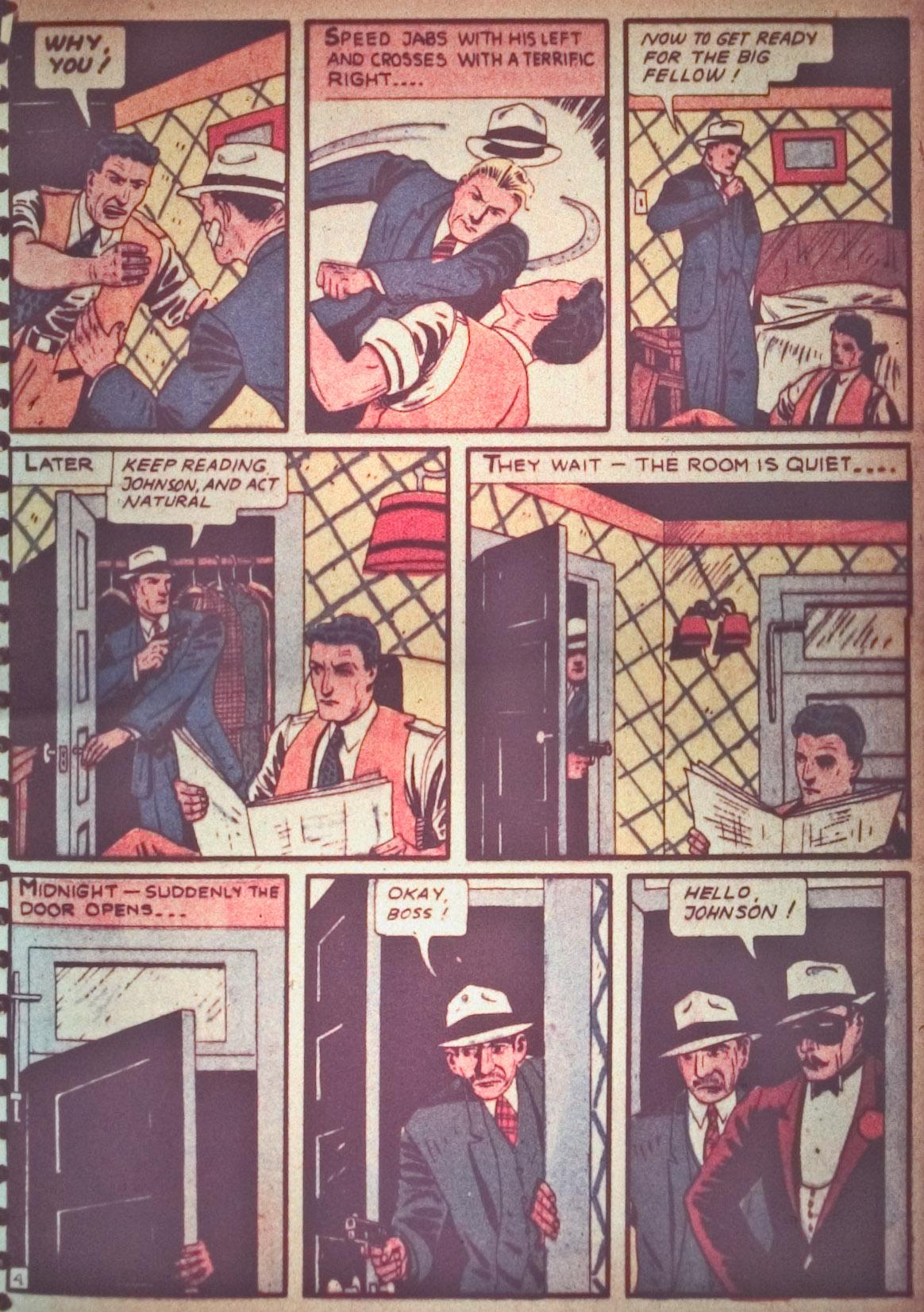 Read online Detective Comics (1937) comic -  Issue #26 - 63