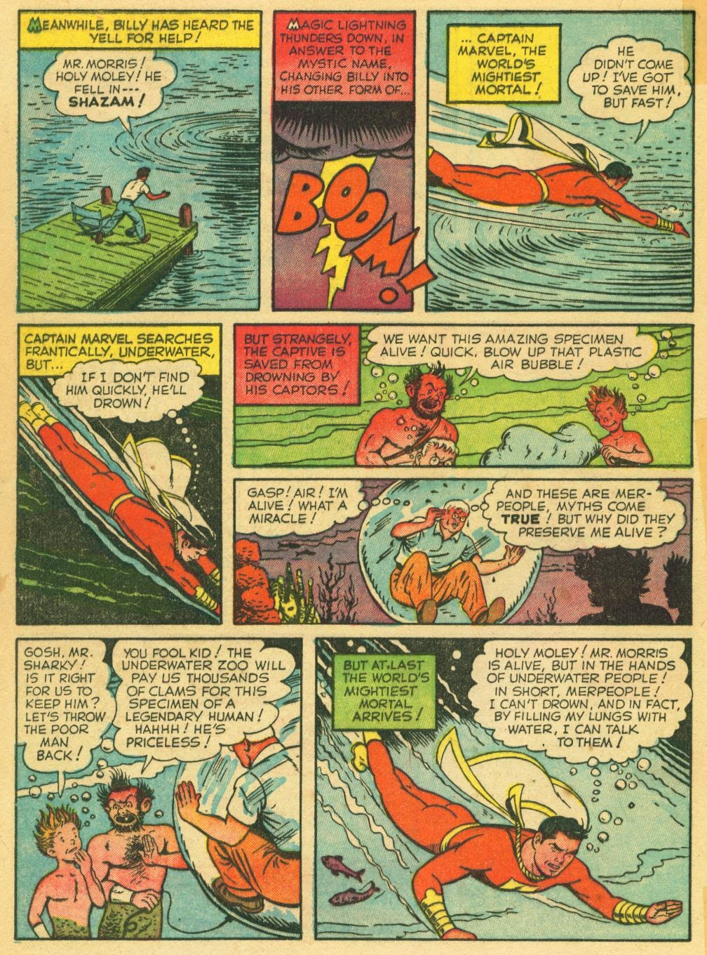 Captain Marvel Adventures issue 131 - Page 20