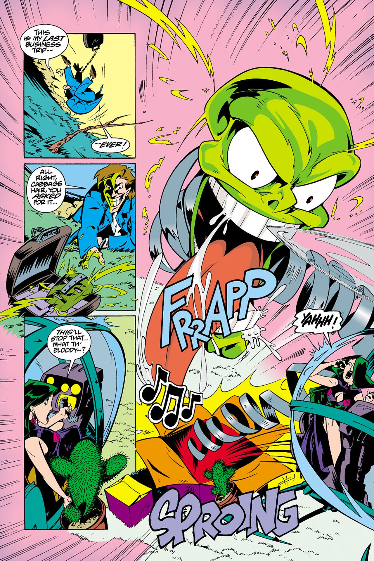 Read online Adventures Of The Mask Omnibus comic -  Issue #Adventures Of The Mask Omnibus Full - 266