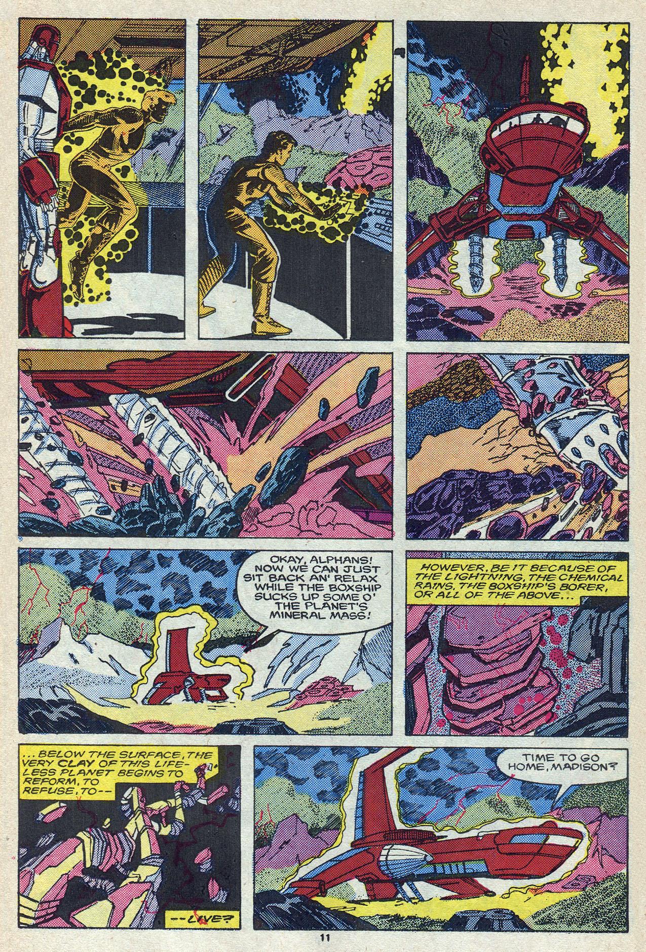 Read online Alpha Flight (1983) comic -  Issue #57 - 16