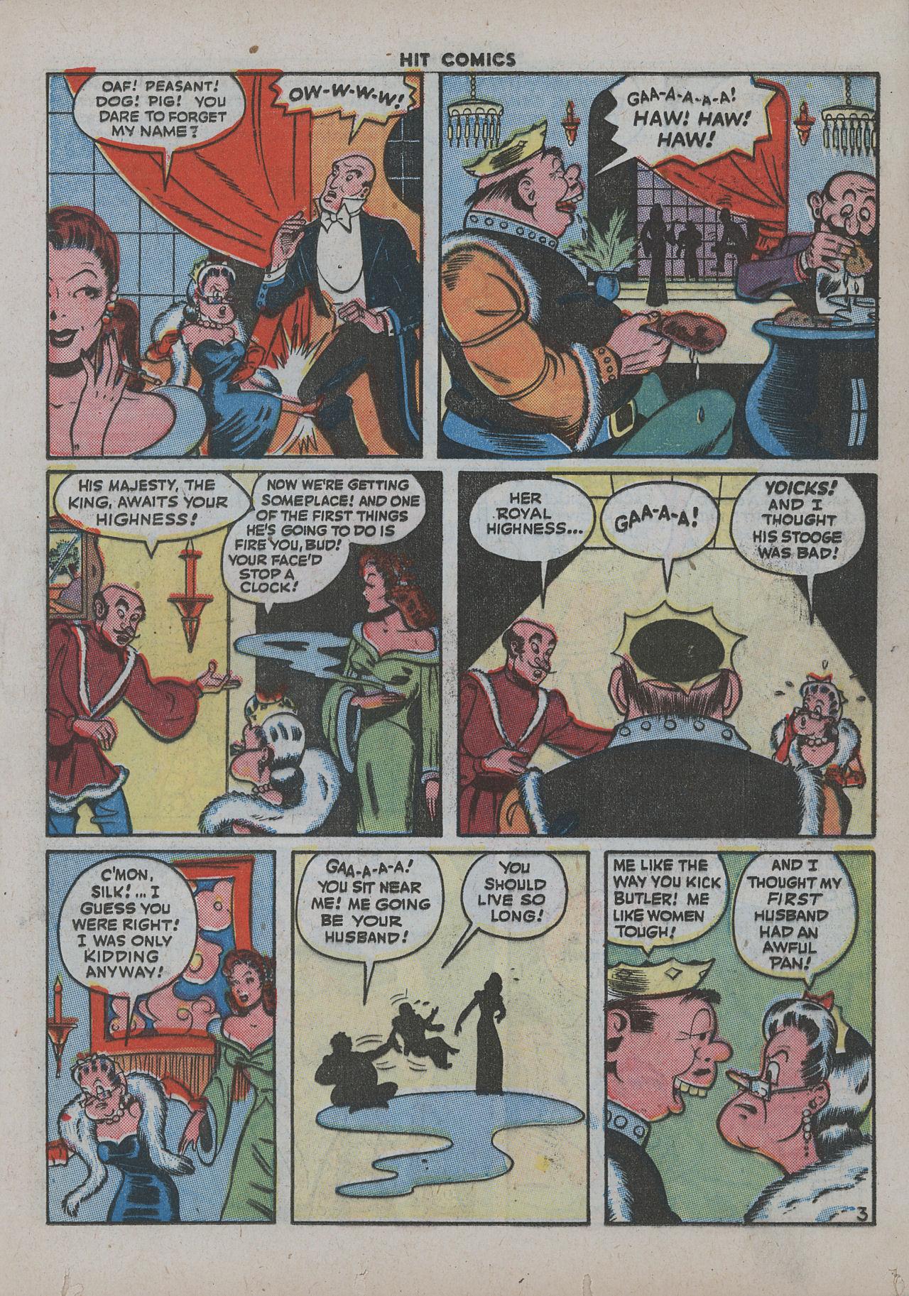 Read online Hit Comics comic -  Issue #38 - 30