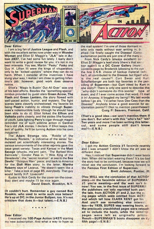Action Comics (1938) 441 Page 20