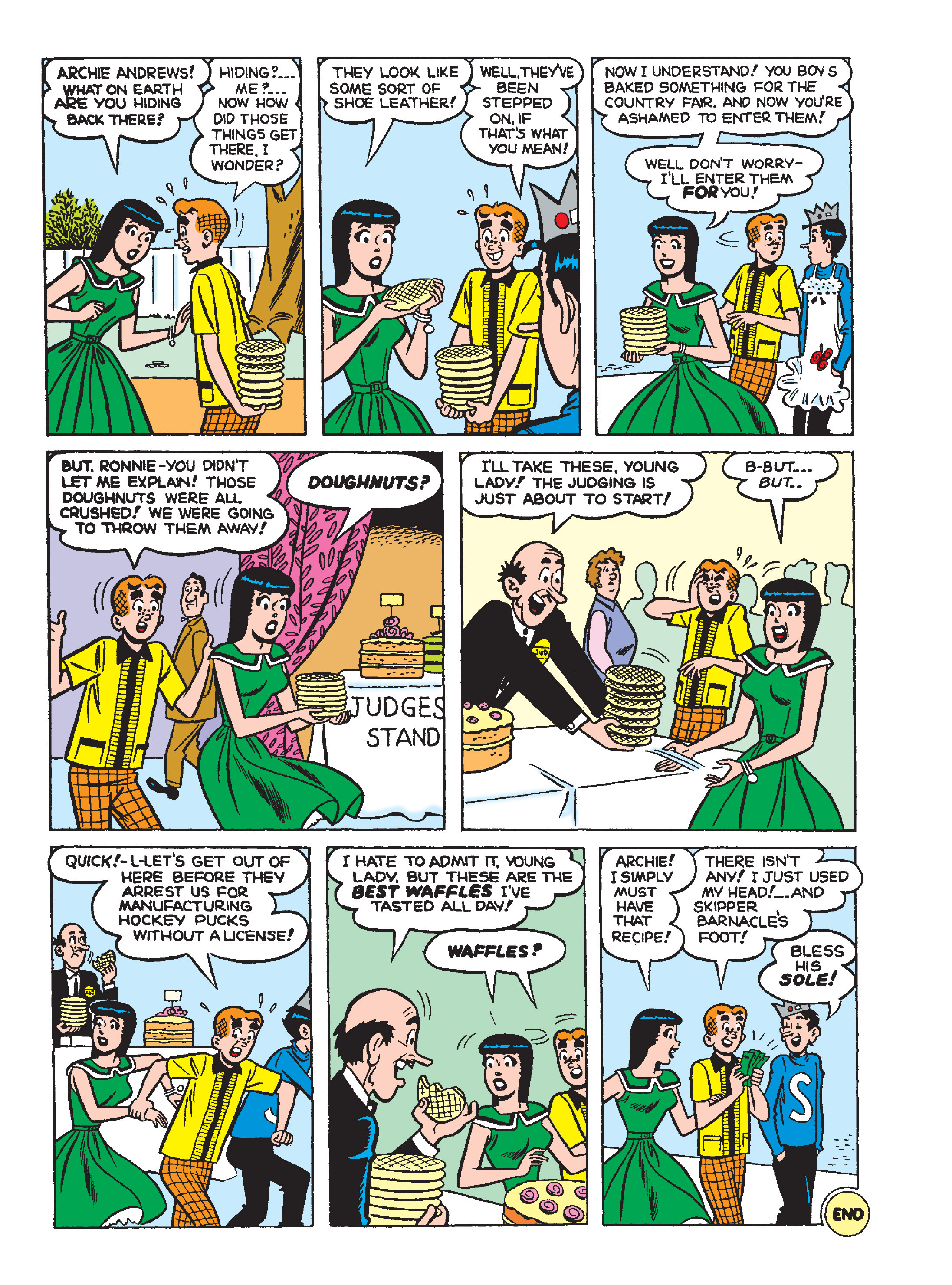 Read online Archie 1000 Page Comics Blowout! comic -  Issue # TPB (Part 3) - 37