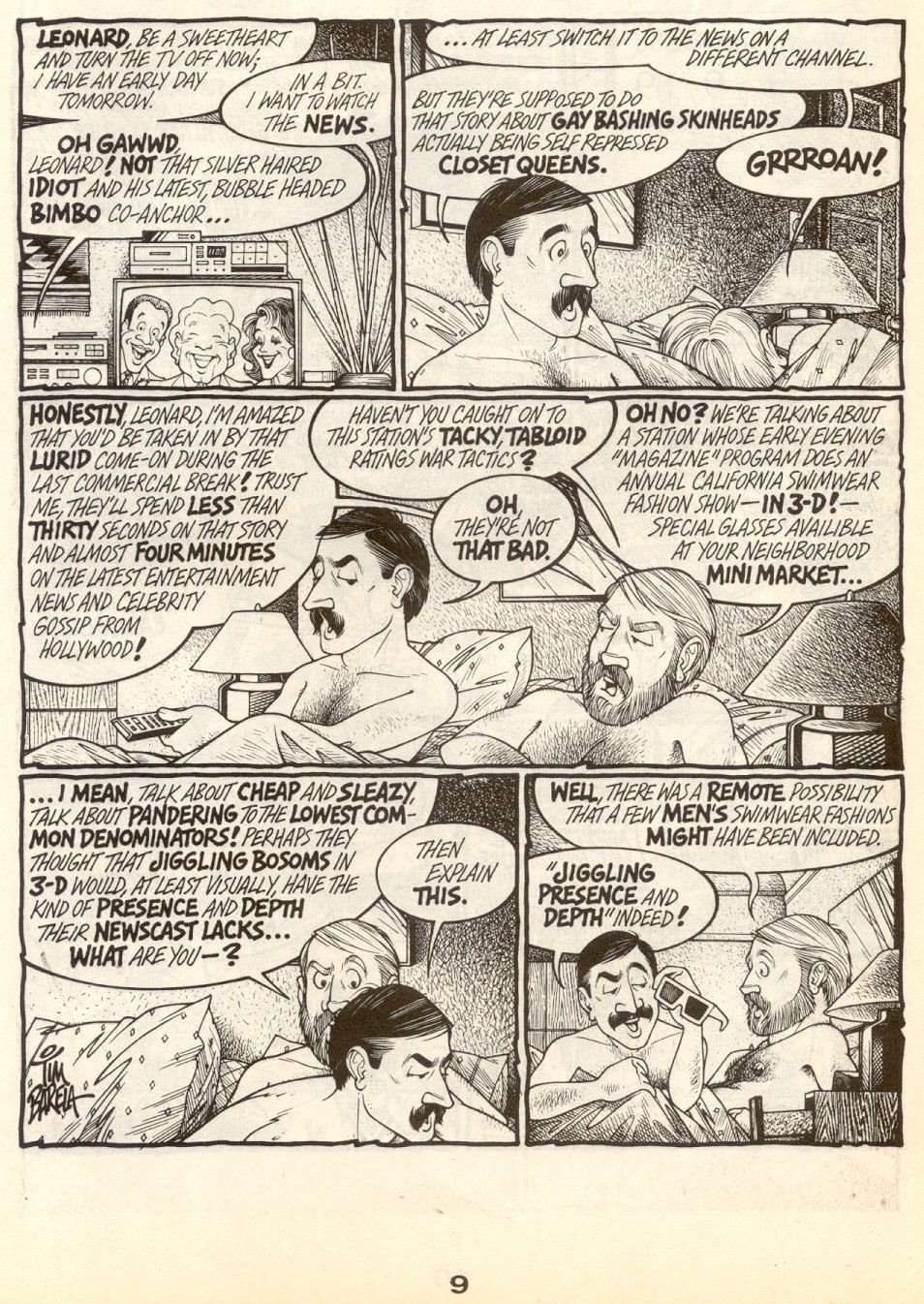 Gay Comix (Gay Comics) issue _Special_1 - Page 12