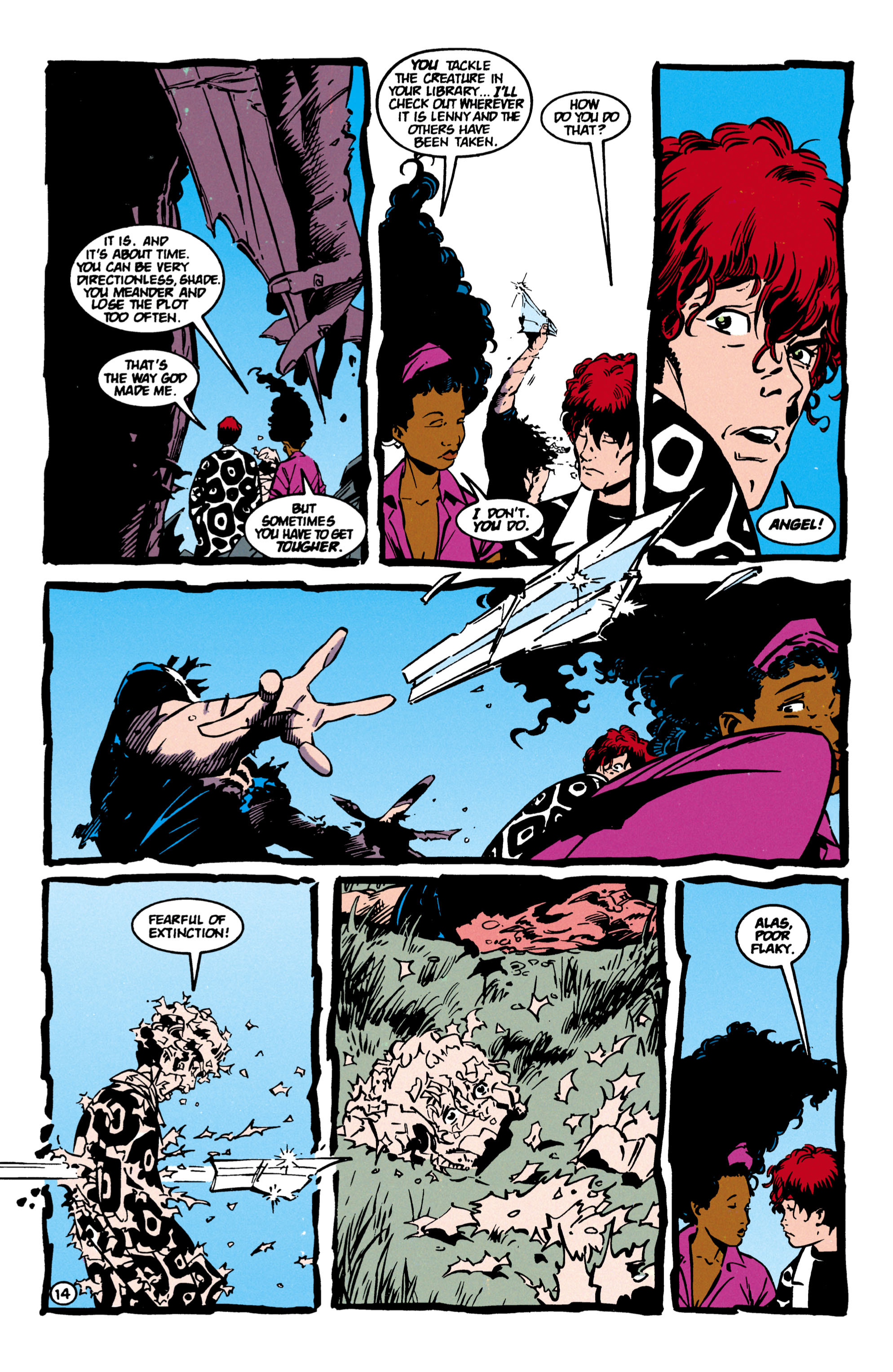 Read online Shade, the Changing Man comic -  Issue #60 - 15