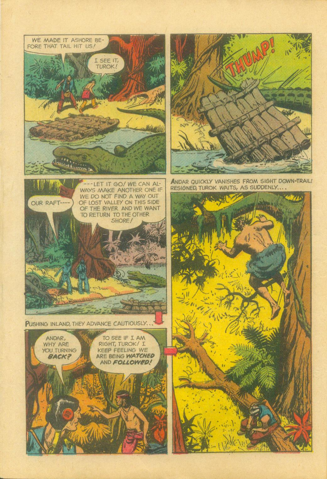 Read online Turok, Son of Stone comic -  Issue #29 - 8