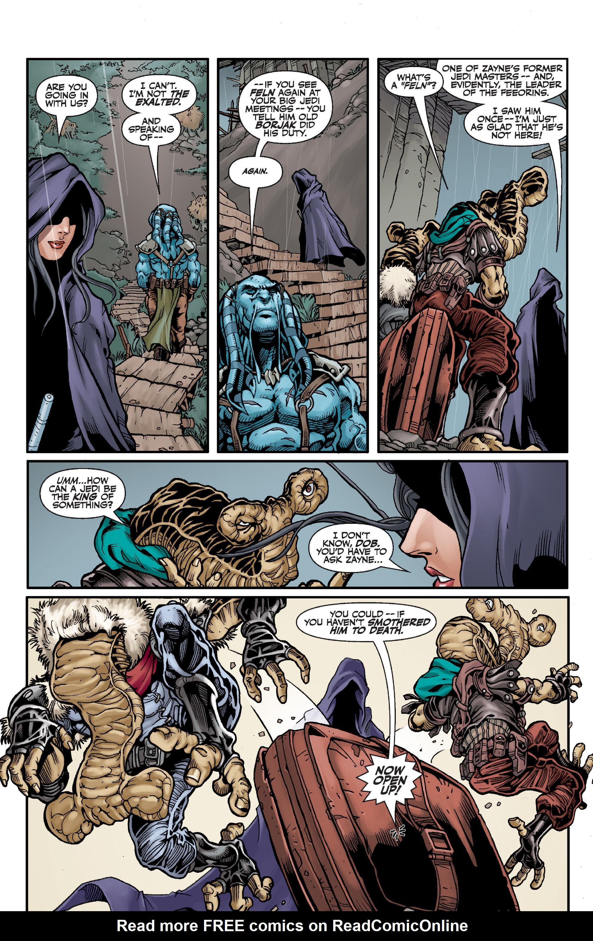 Read online Star Wars Omnibus comic -  Issue # Vol. 32 - 242
