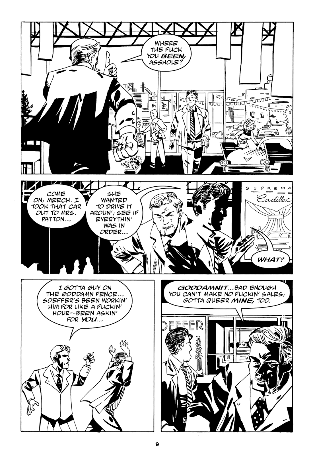 Read online Filthy Rich comic -  Issue # TPB (Part 1) - 11