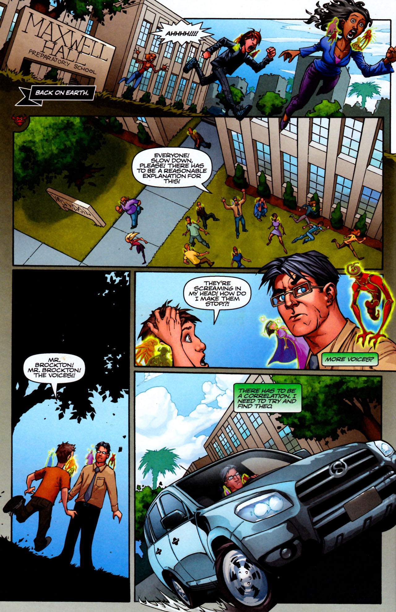 Read online Shrugged (2006) comic -  Issue #8 - 11