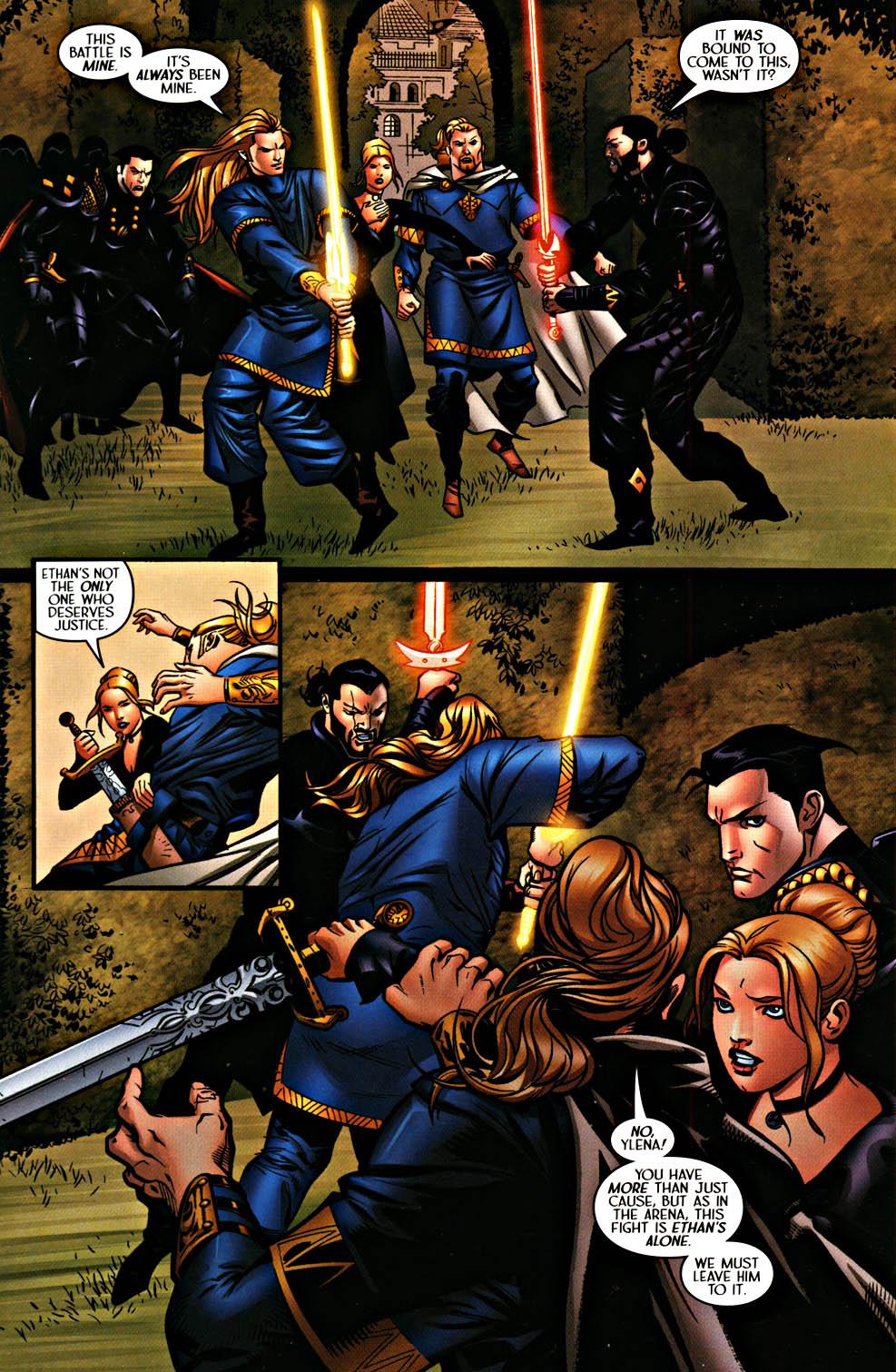 Read online Scion comic -  Issue #37 - 18