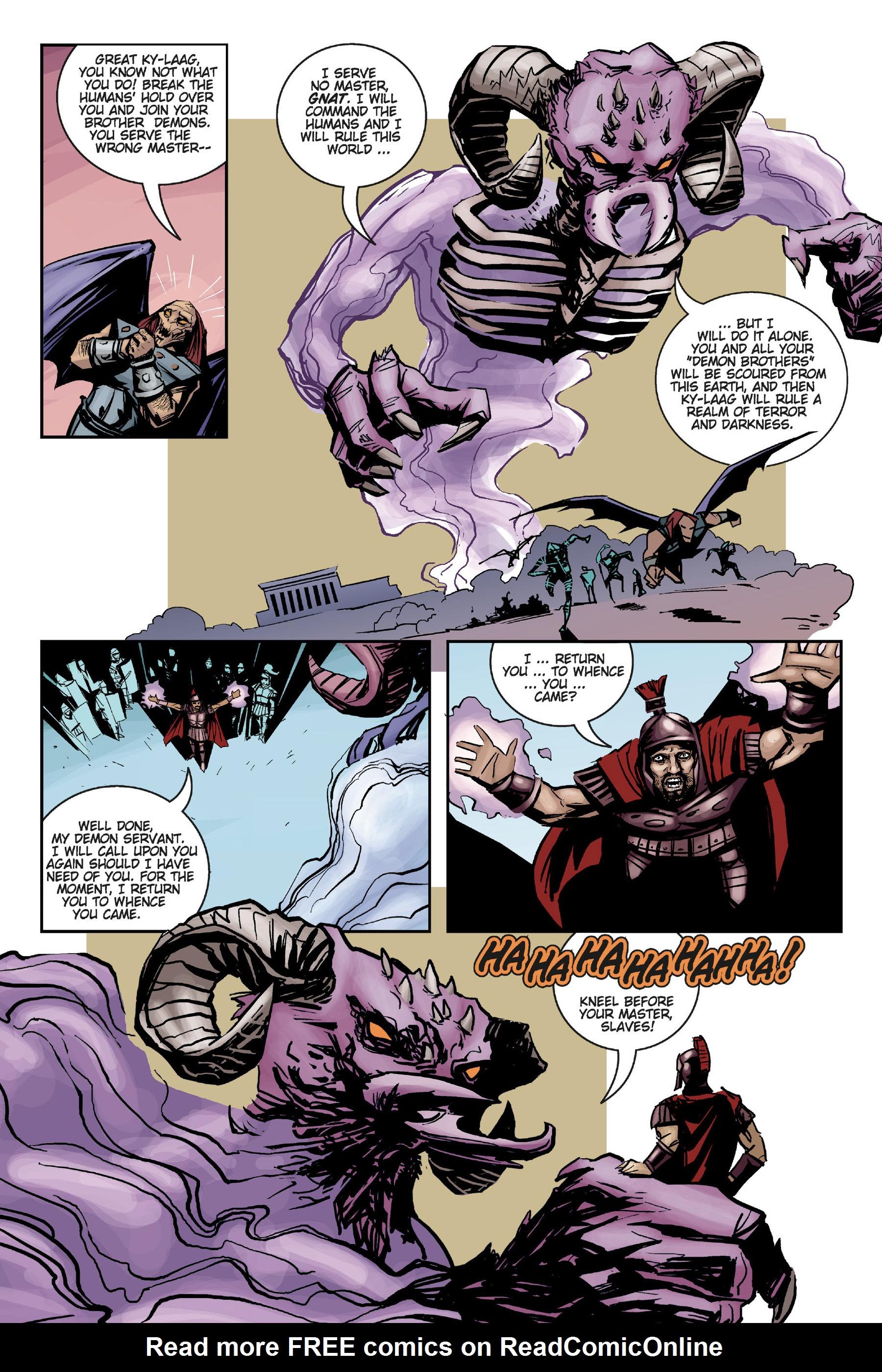 Read online Buffy the Vampire Slayer: Omnibus comic -  Issue # TPB 5 - 210