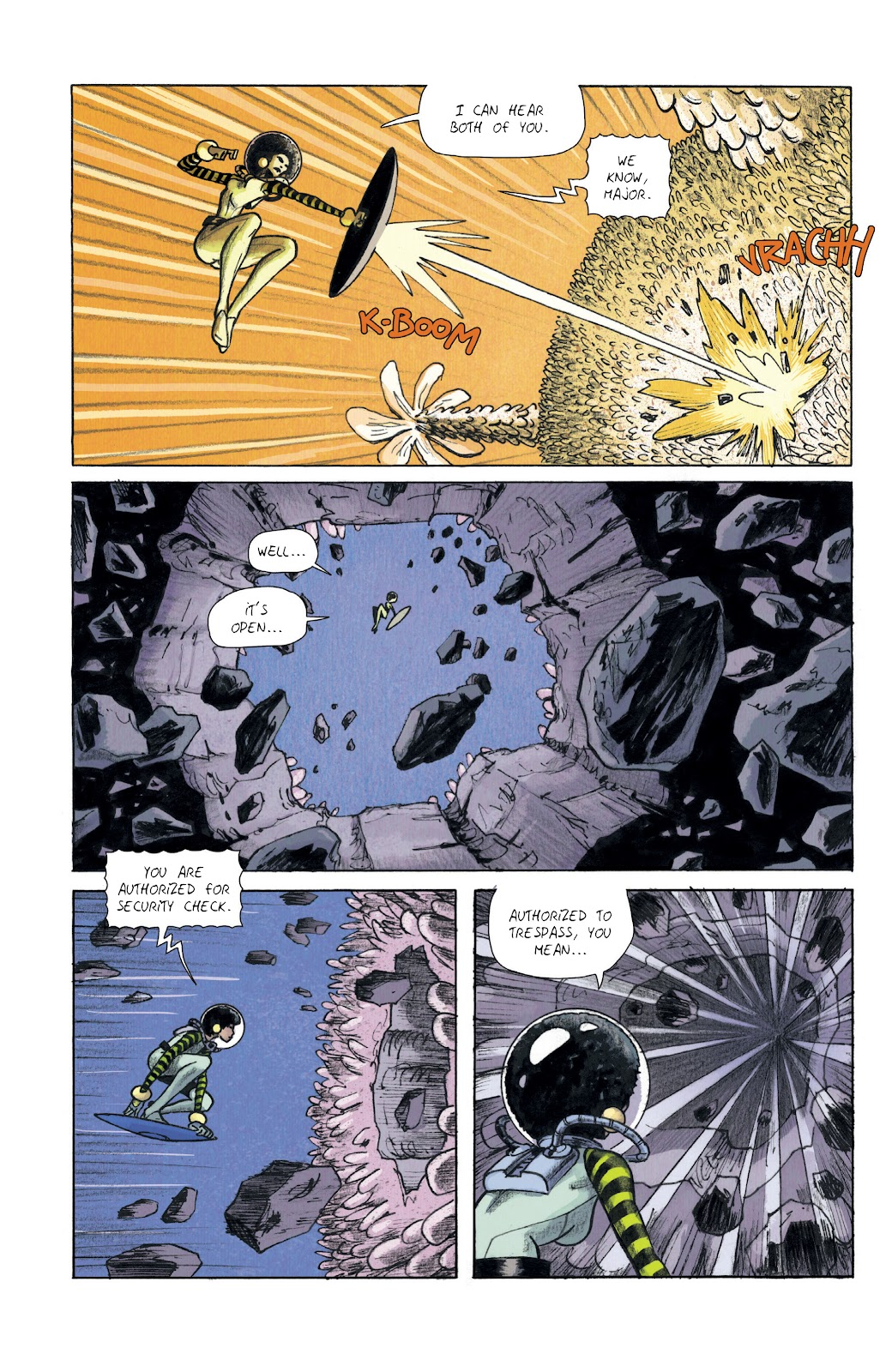 Read online Infinity 8 comic -  Issue #11 - 13