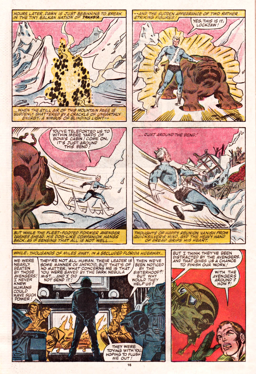 The Avengers (1963) 244 Page 16