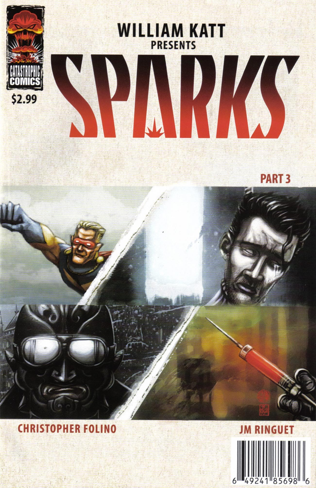 Sparks issue 3 - Page 1