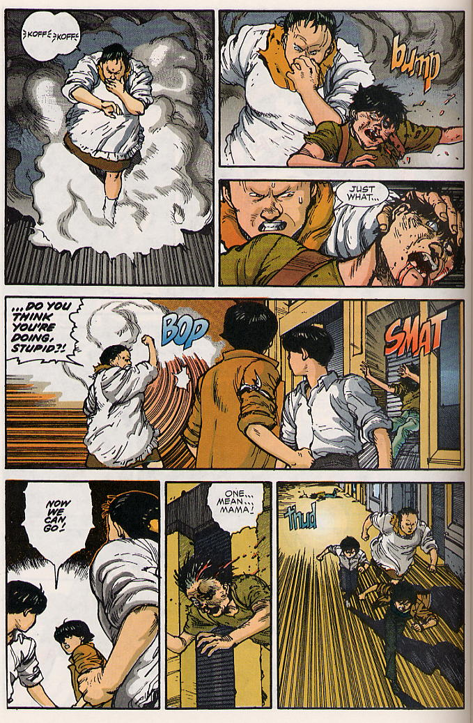 Read online Akira comic -  Issue #15 - 37