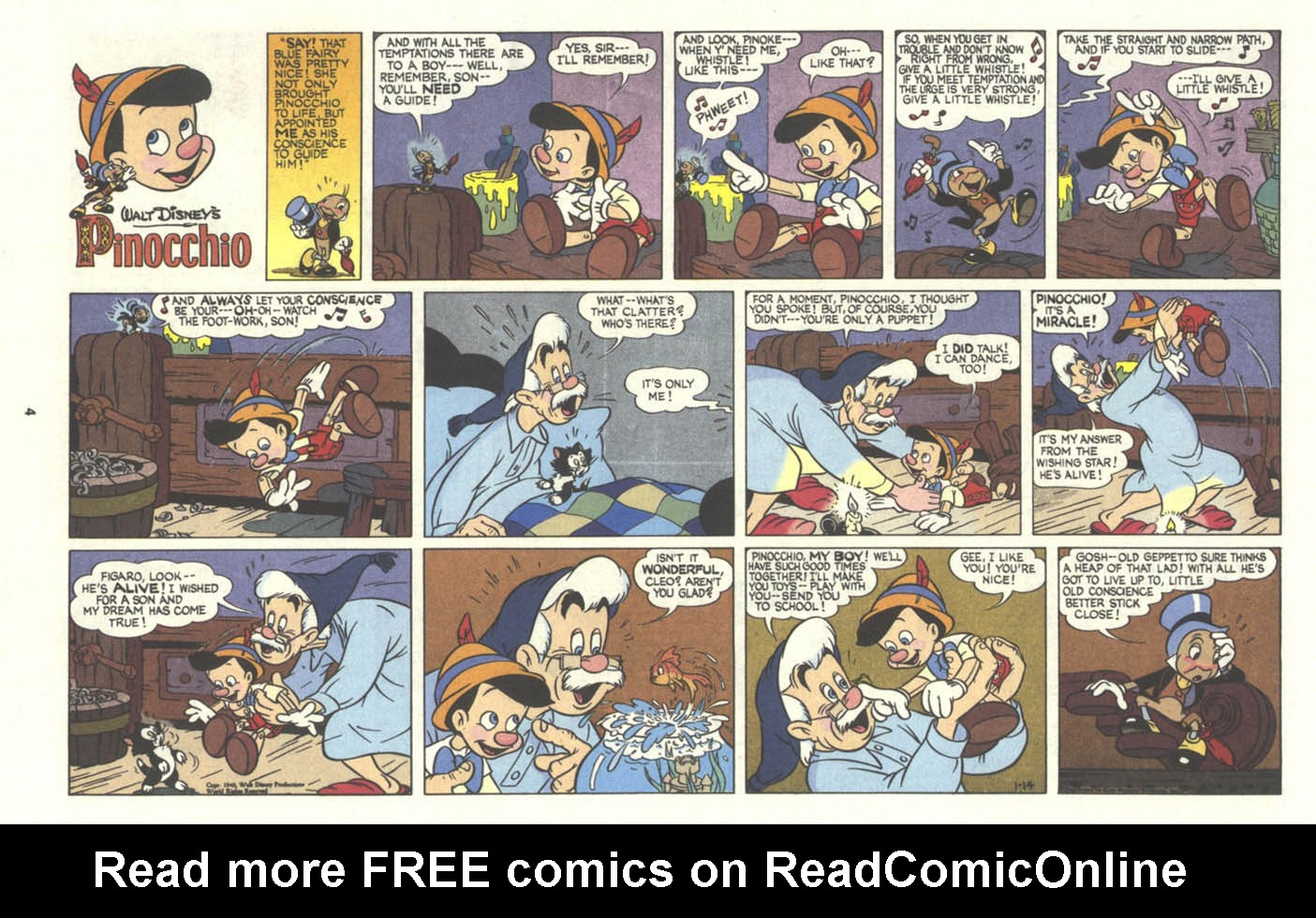 Walt Disney's Comics and Stories issue 574 - Page 27