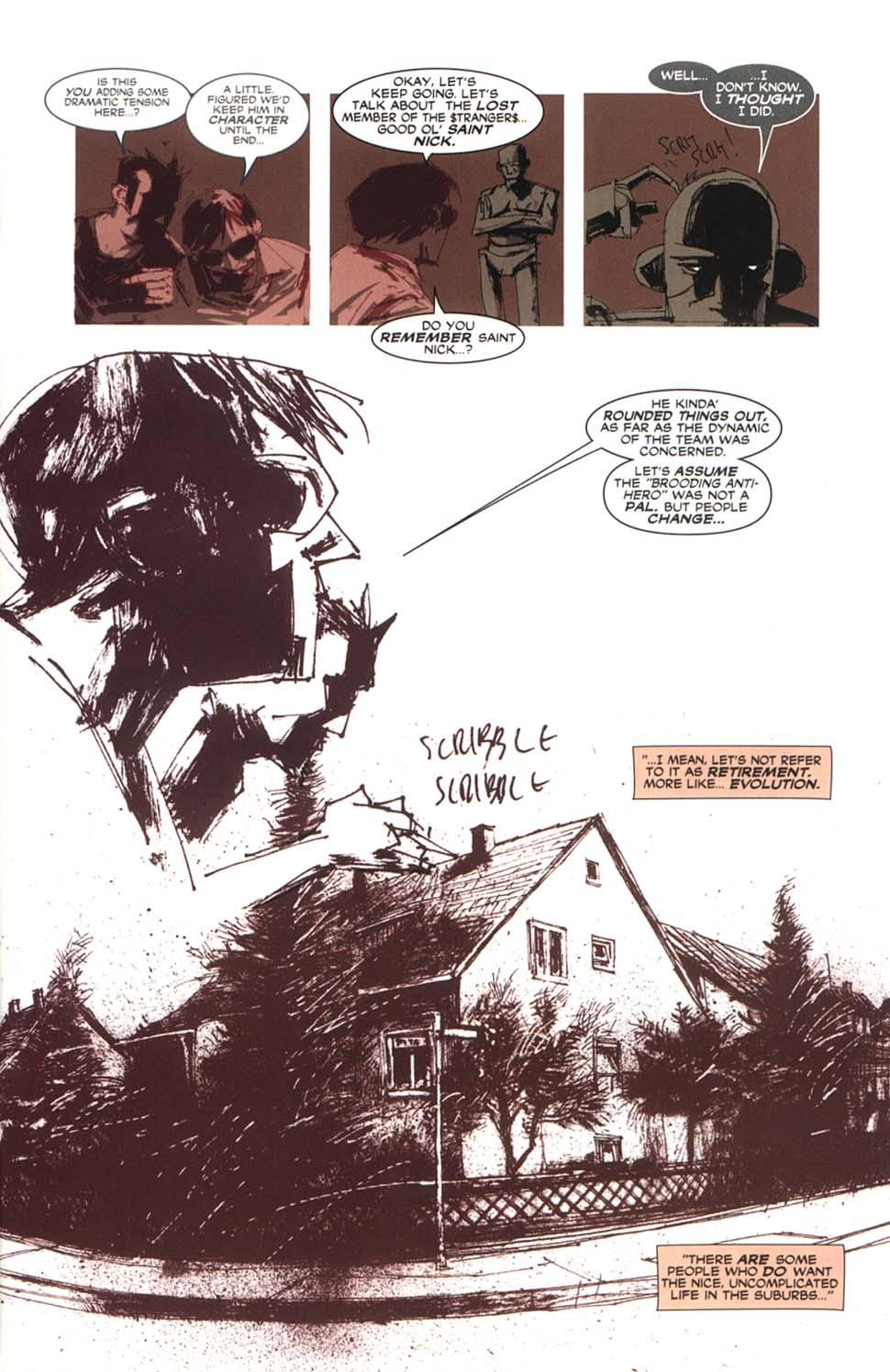 Read online Automatic Kafka comic -  Issue #9 - 12