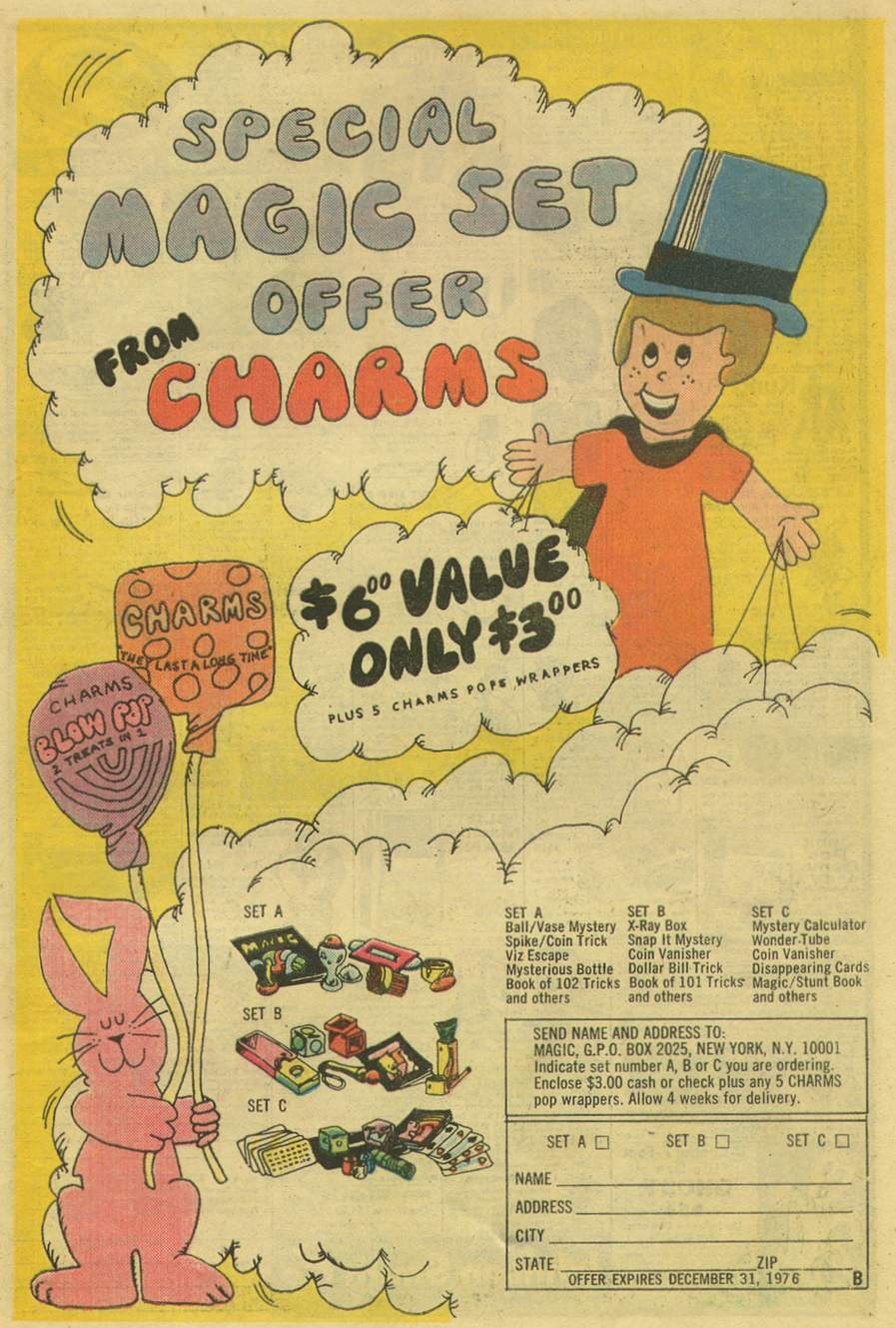 Read online Adventure Comics (1938) comic -  Issue #445 - 7